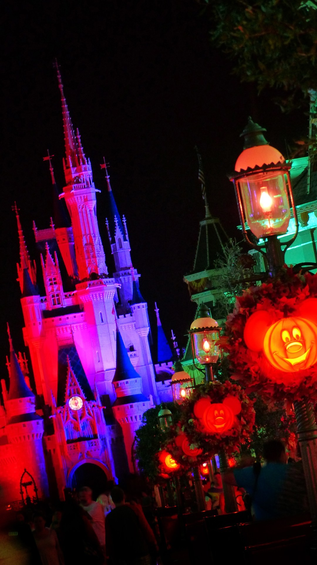 Disney iPhone Wallpapers – Mickey's Not-So-Scary Halloween Party … Disney  IPhone Wallpapers Mickey's Not So Scary Halloween Party