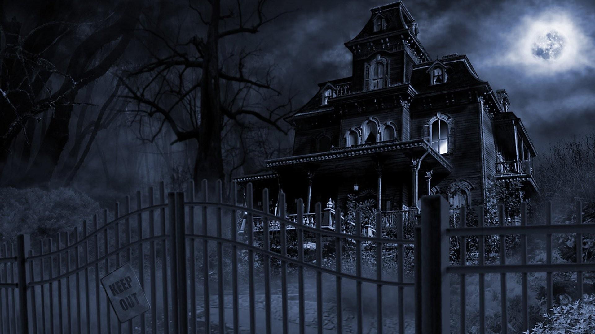 Spooky wallpapers | Dark Spooky Wallpaper/Background 1920 x 1080 – Id:  209828 –