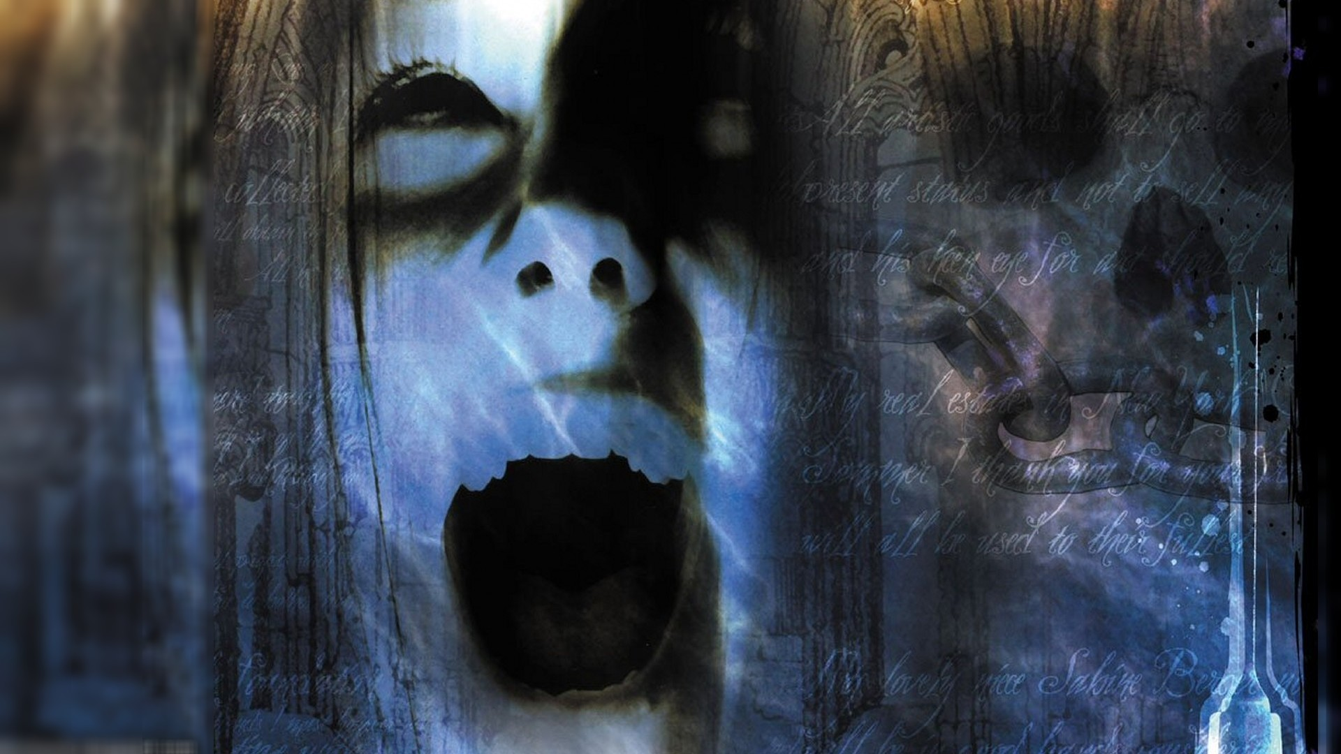 Scary Halloween Wallpapers of 2013