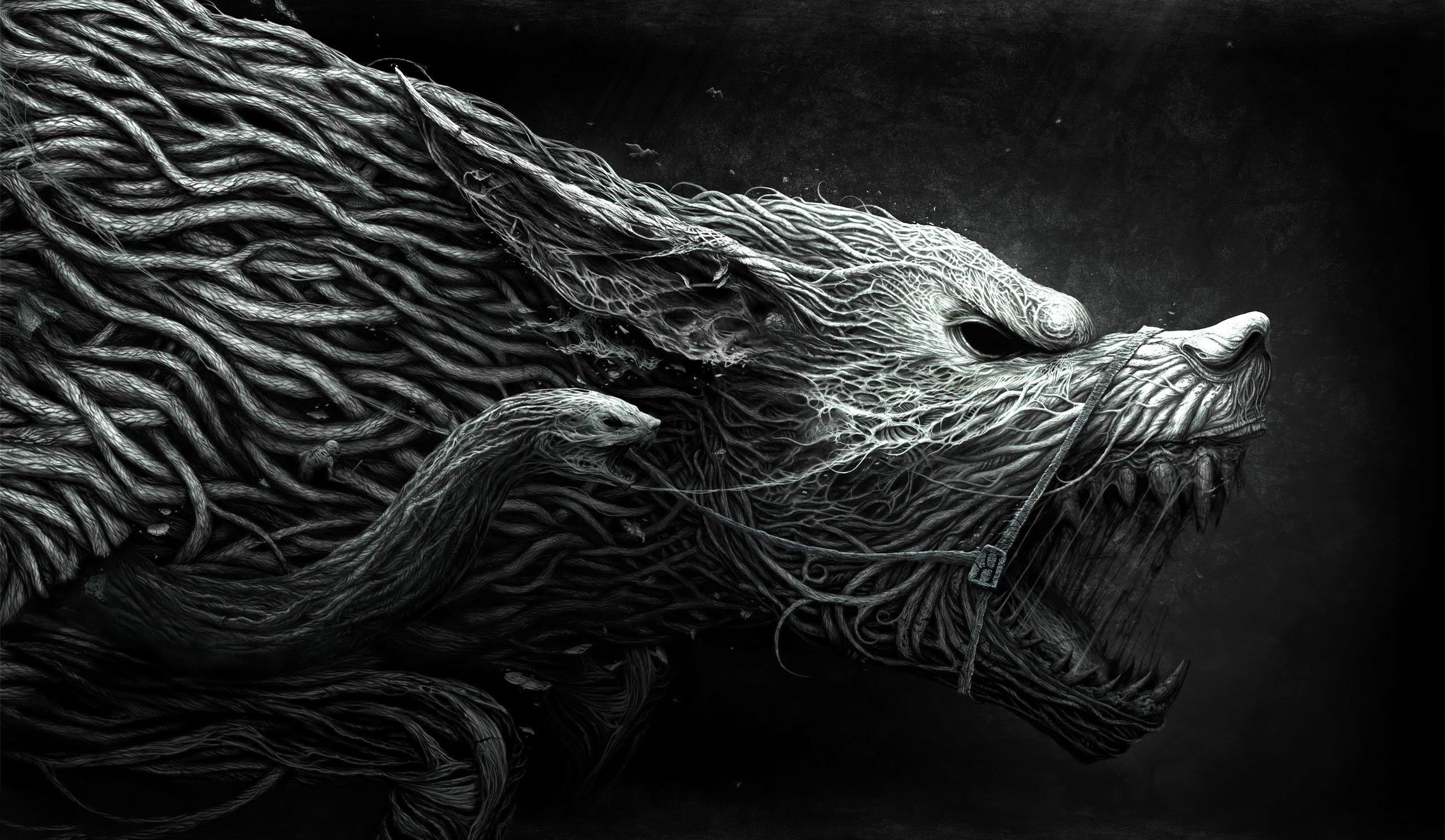 Creepy Fantasy Art Artwork Wallpapers HD / Desktop and Mobile .
