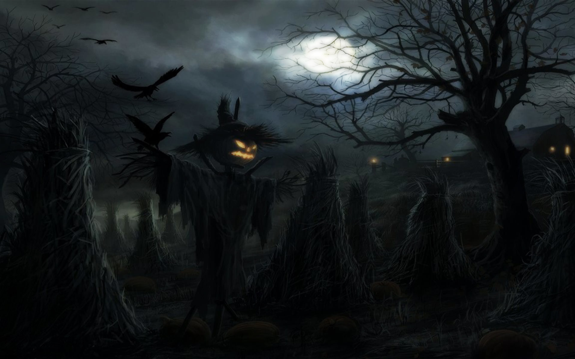 Awesome Scary Wallpaper