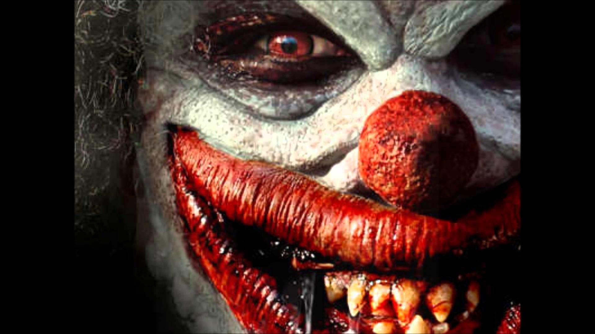 Evil Clown Wallpaper Hd Evil clown wal