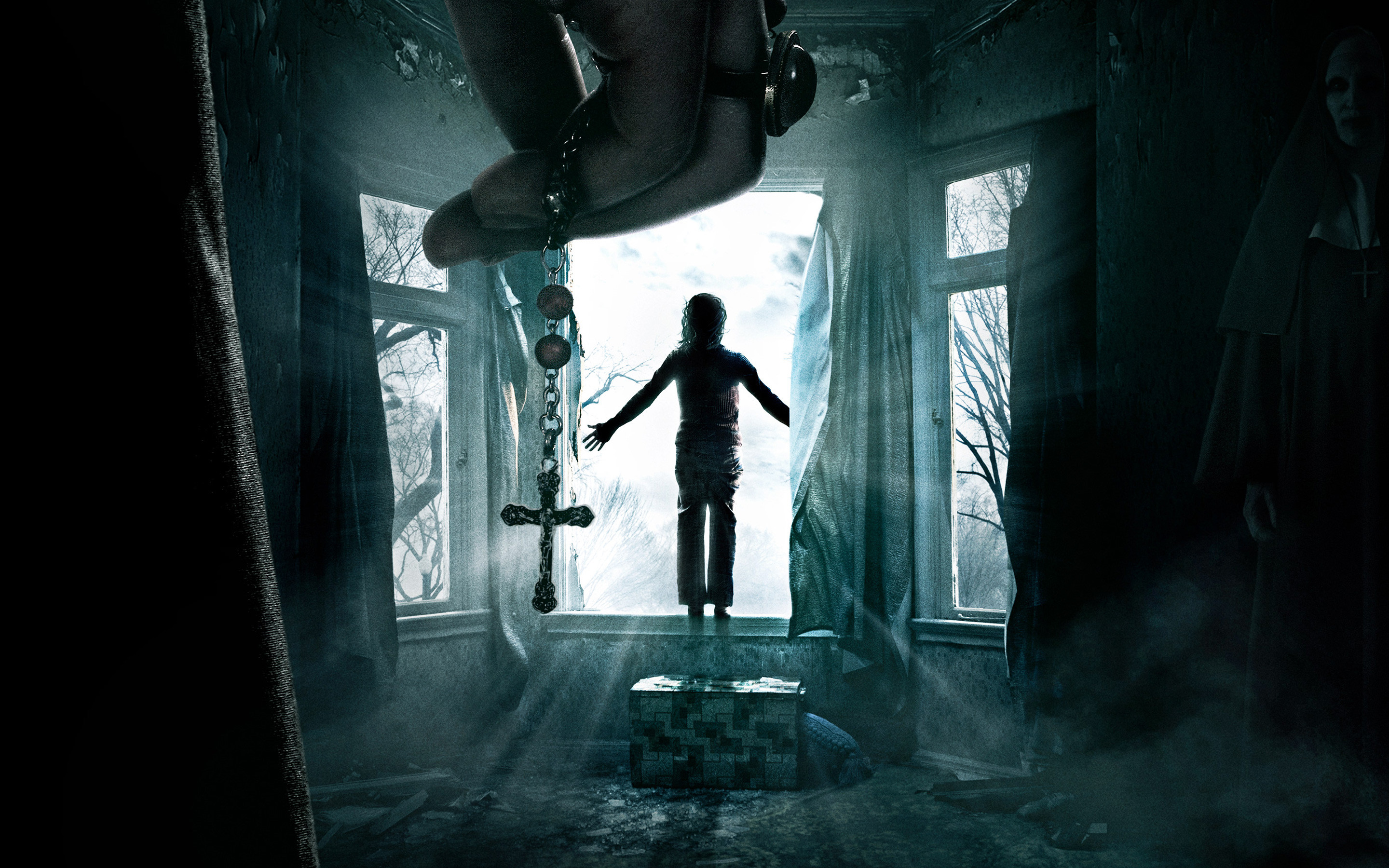 The Conjuring 2 2016 Horror Movie