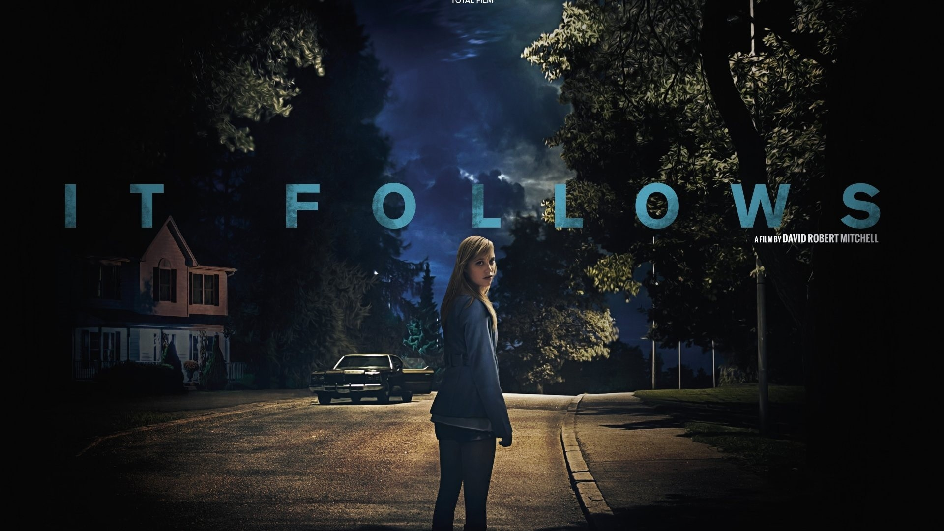 Movie, Tv Seriers, Horror, Ghost, Itfollows, It Follows, It Follows