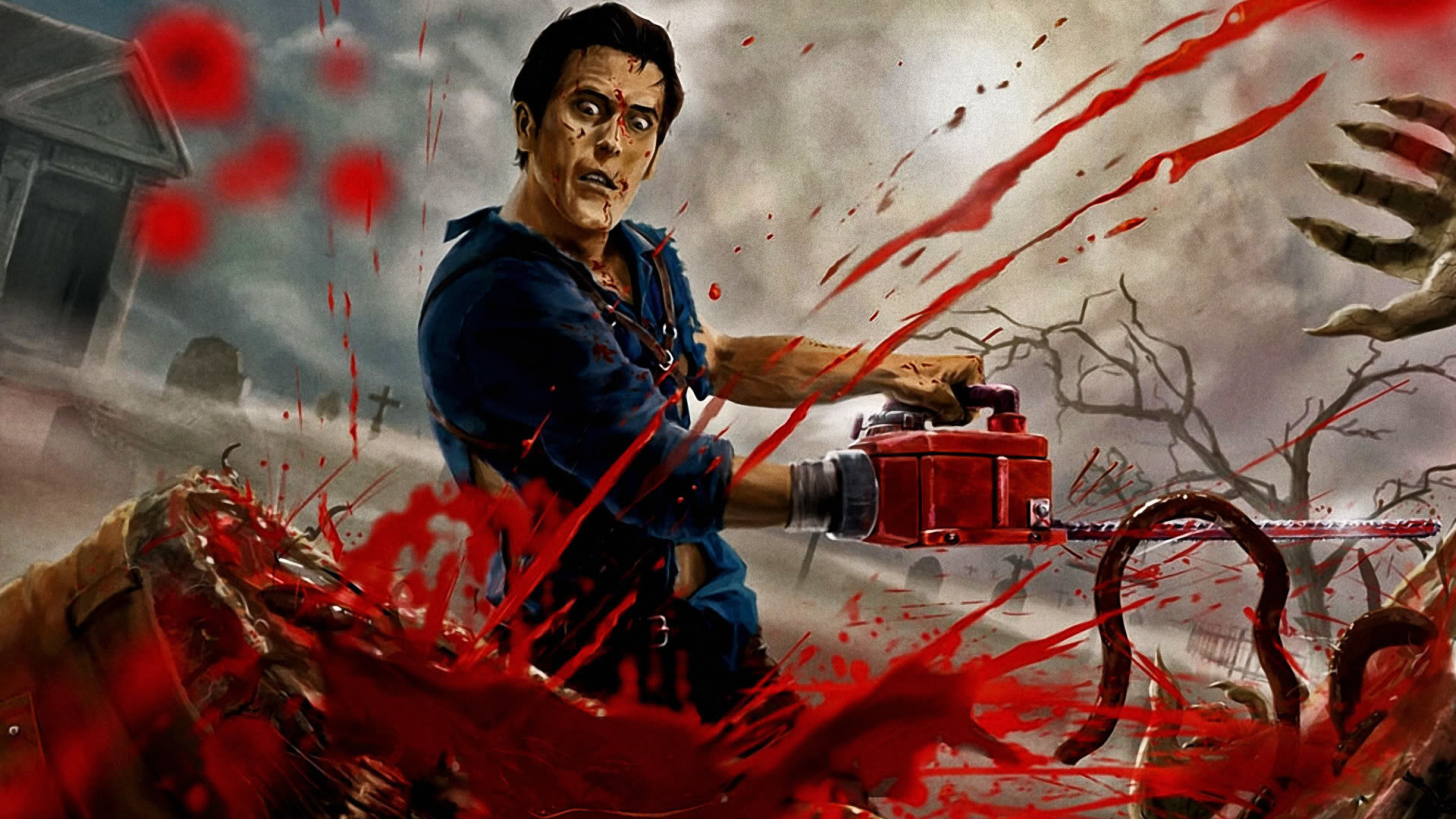 Ashley 'ash' j. williams the evil dead horror movie best characters