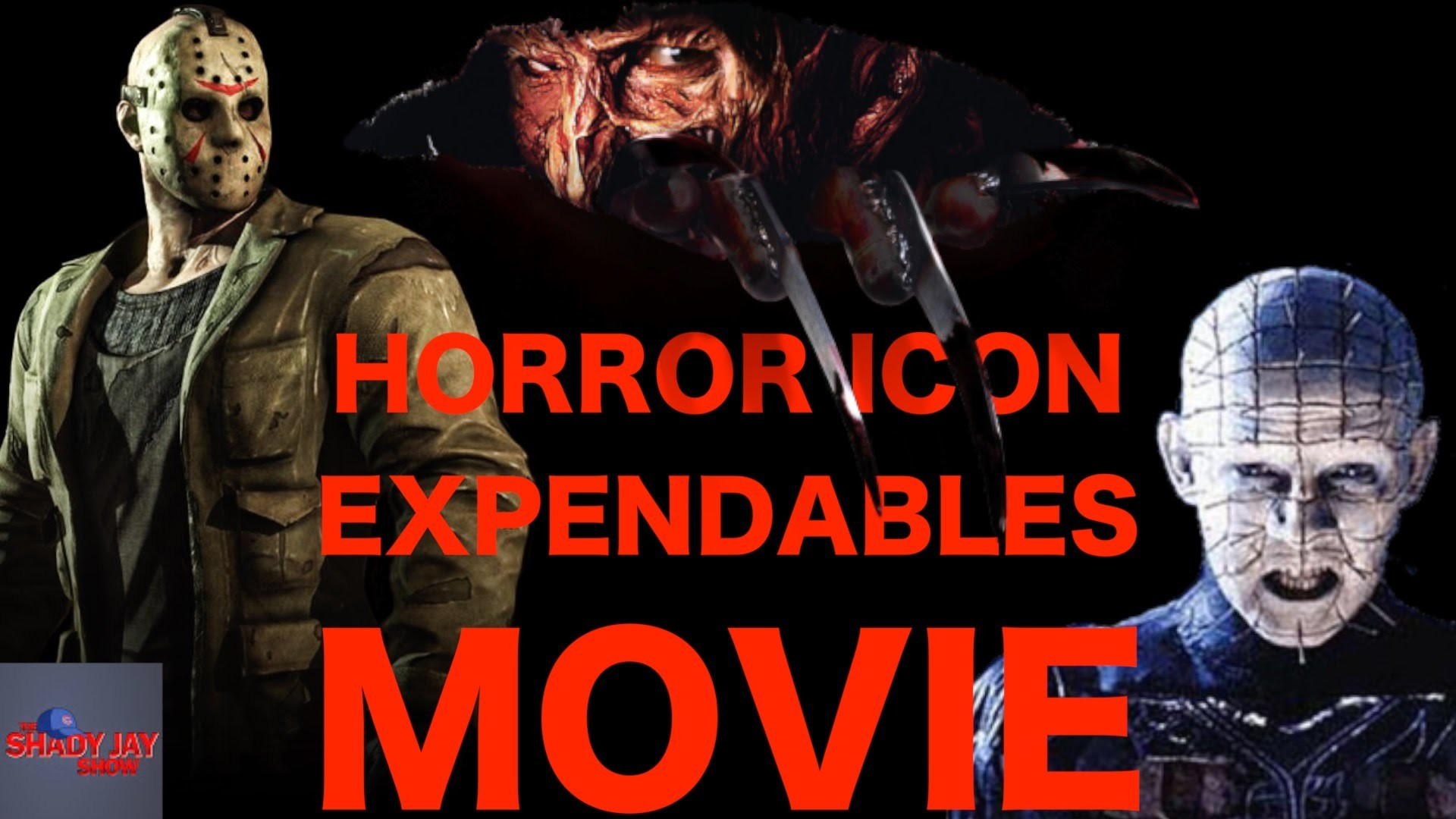 HORROR ICON EXPENDABLES MOVIE?!