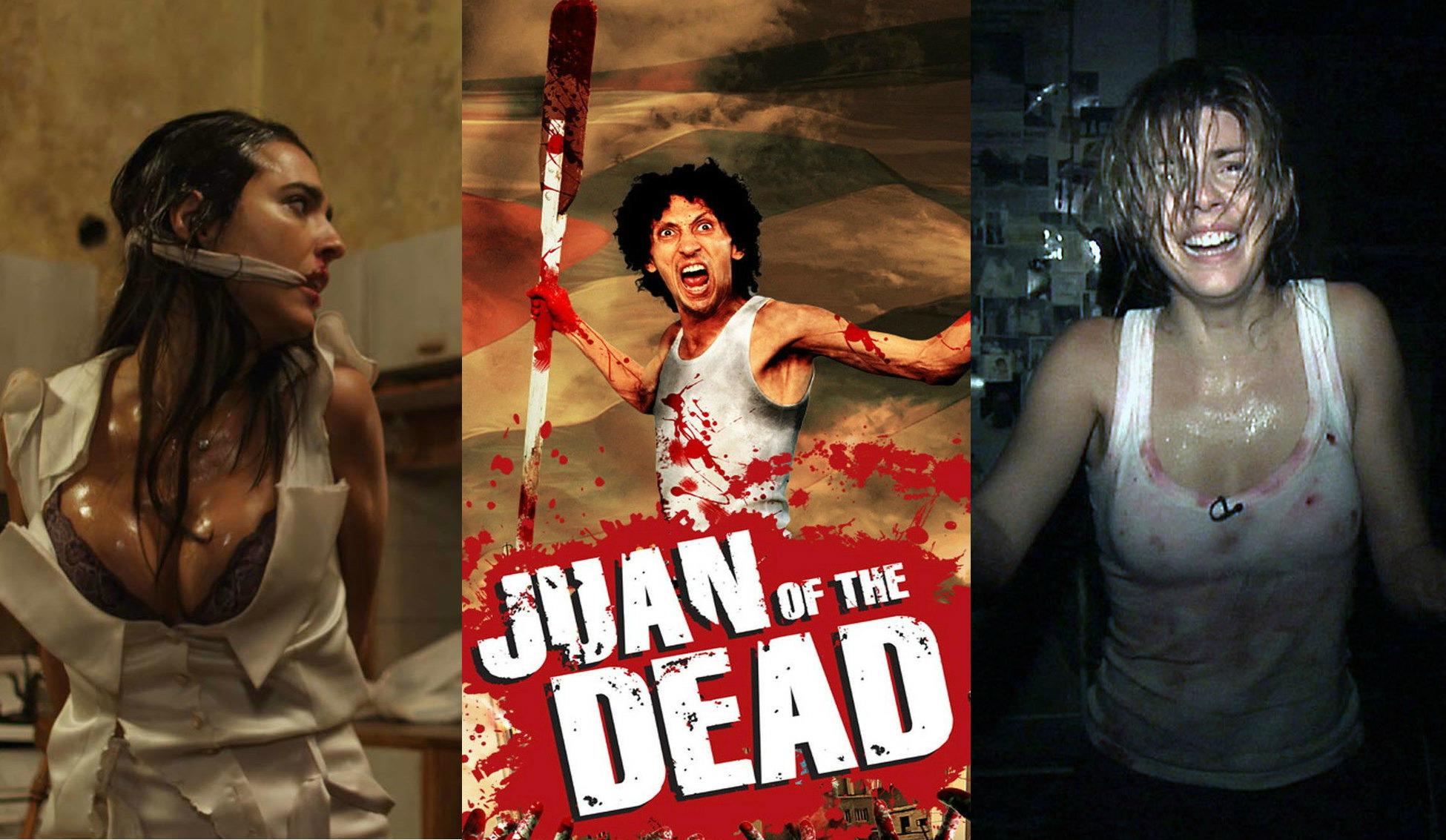 Cine Latino: 26 Nail-Biting, Â¡Ay, Dios Mio! Horror Films