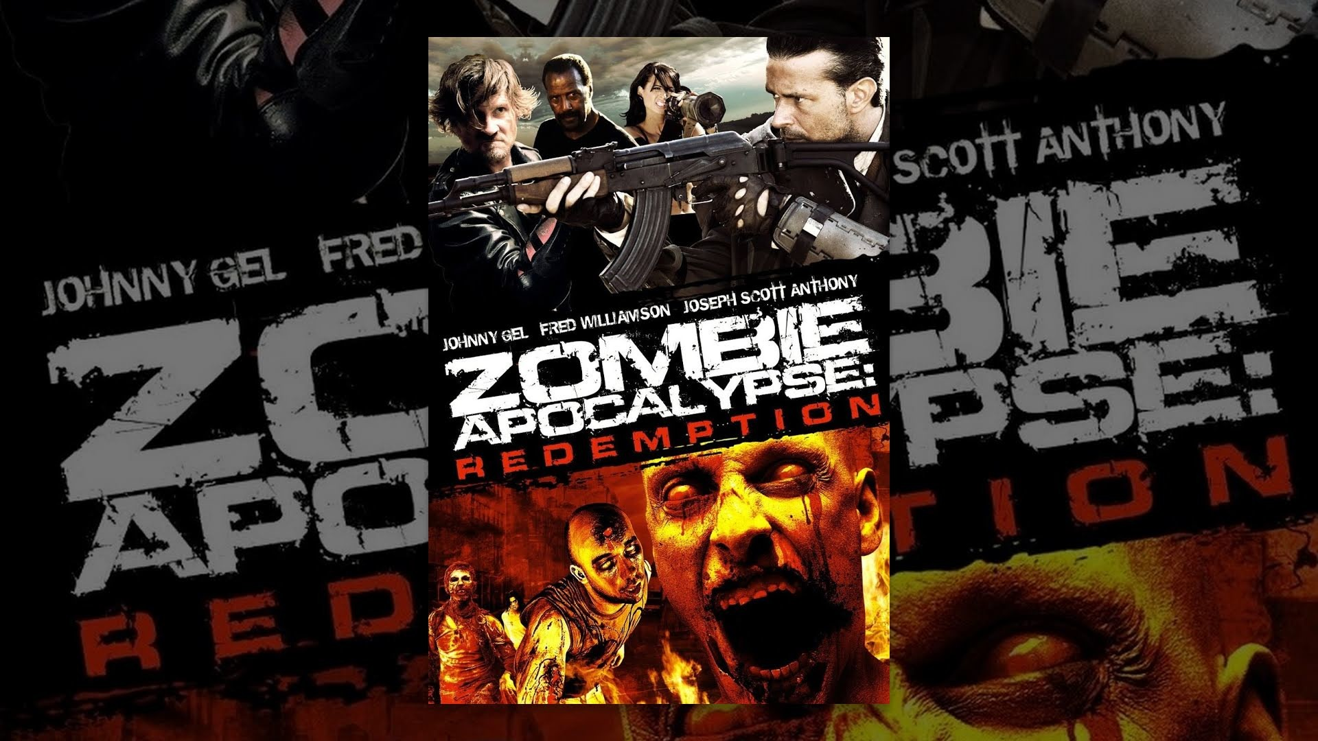 Zombie Apocalypse: Redemption   Full Horror Movie