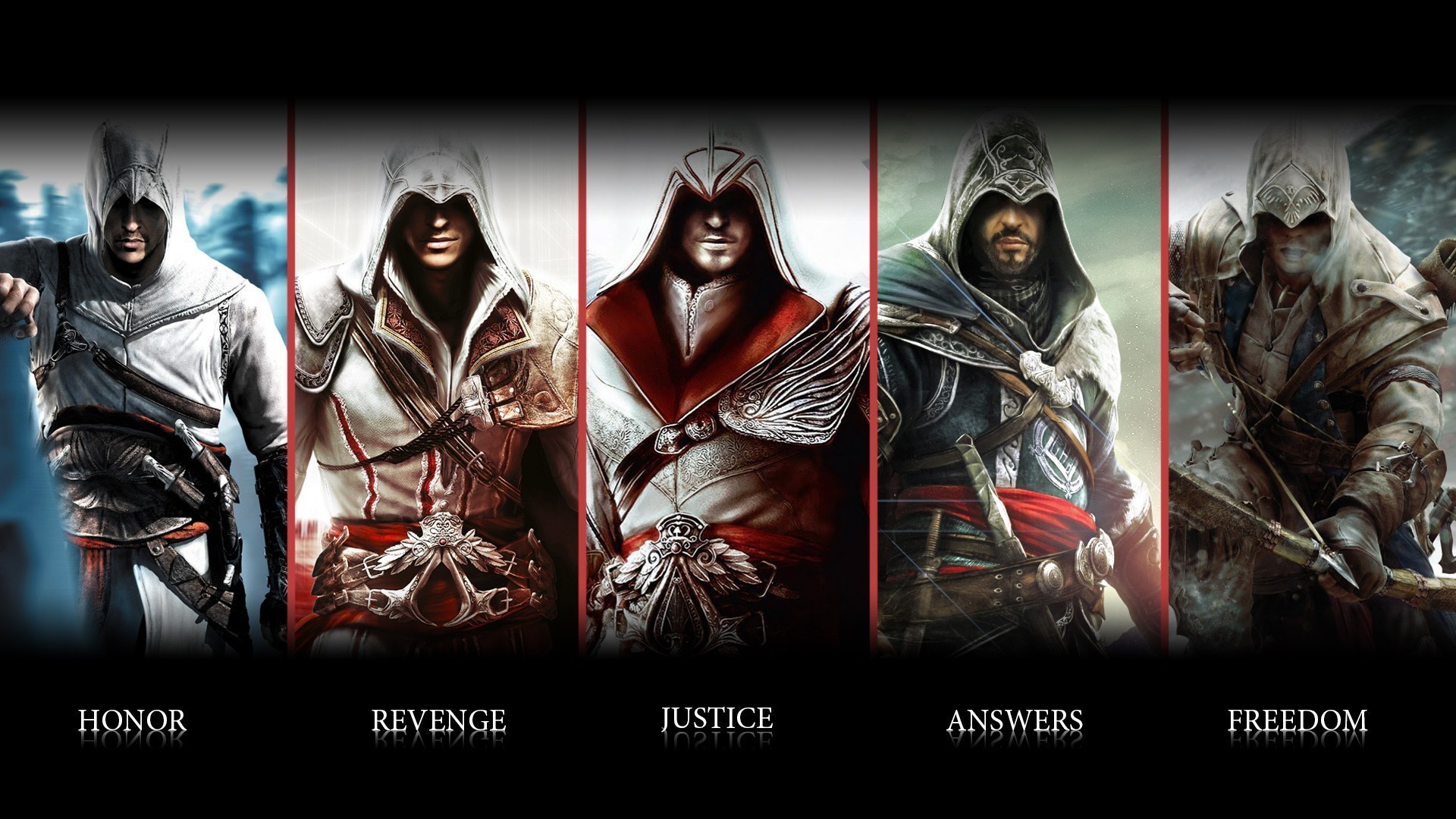 Assassins Creed Characters Image Wallpaper – https://www.gbwallpapers.com/