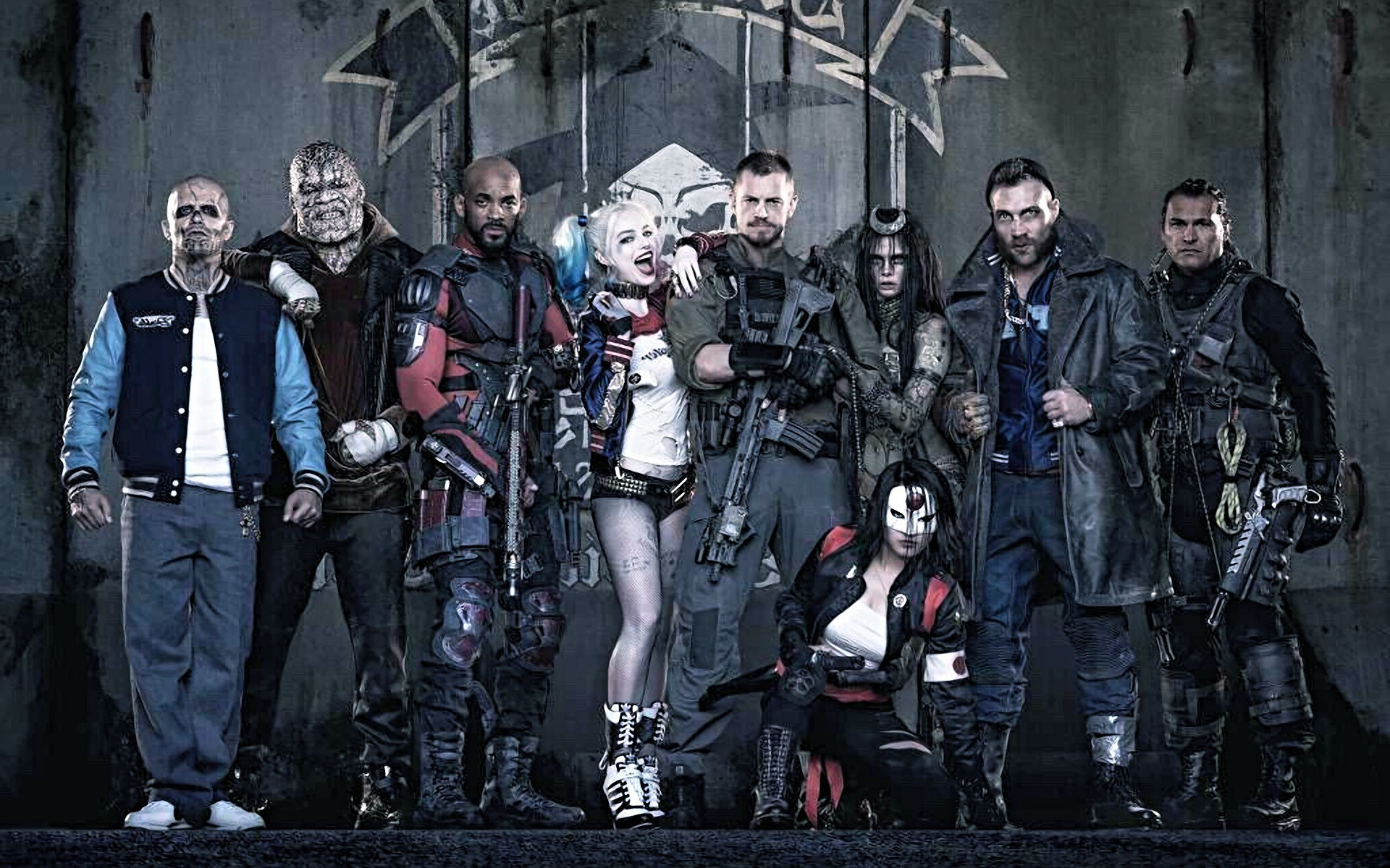 Suicide Squad: Who are the gang? A guide to the 'worst heroes ever'   The  Independent