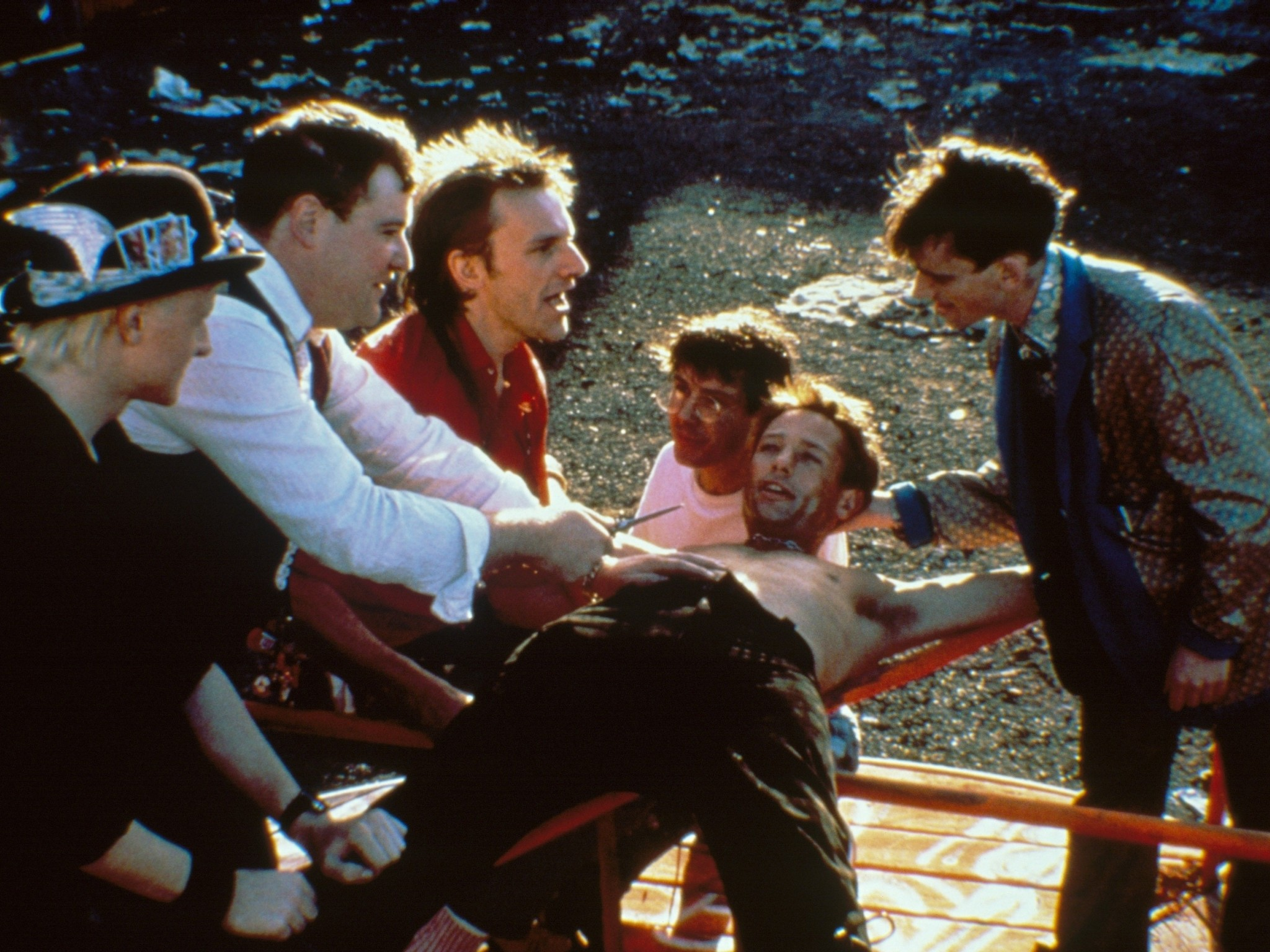 Dead-End Drive In (1986)
