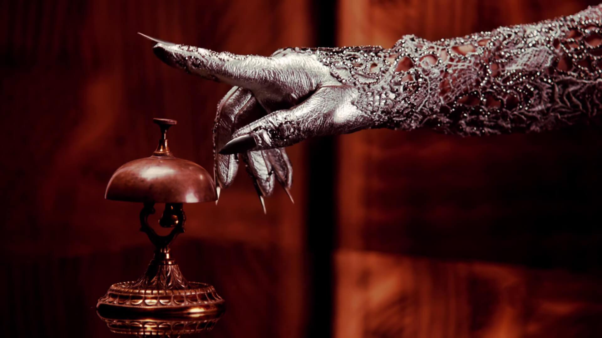 American Horror Story: Hotel TV Series Teaser Wallpaper