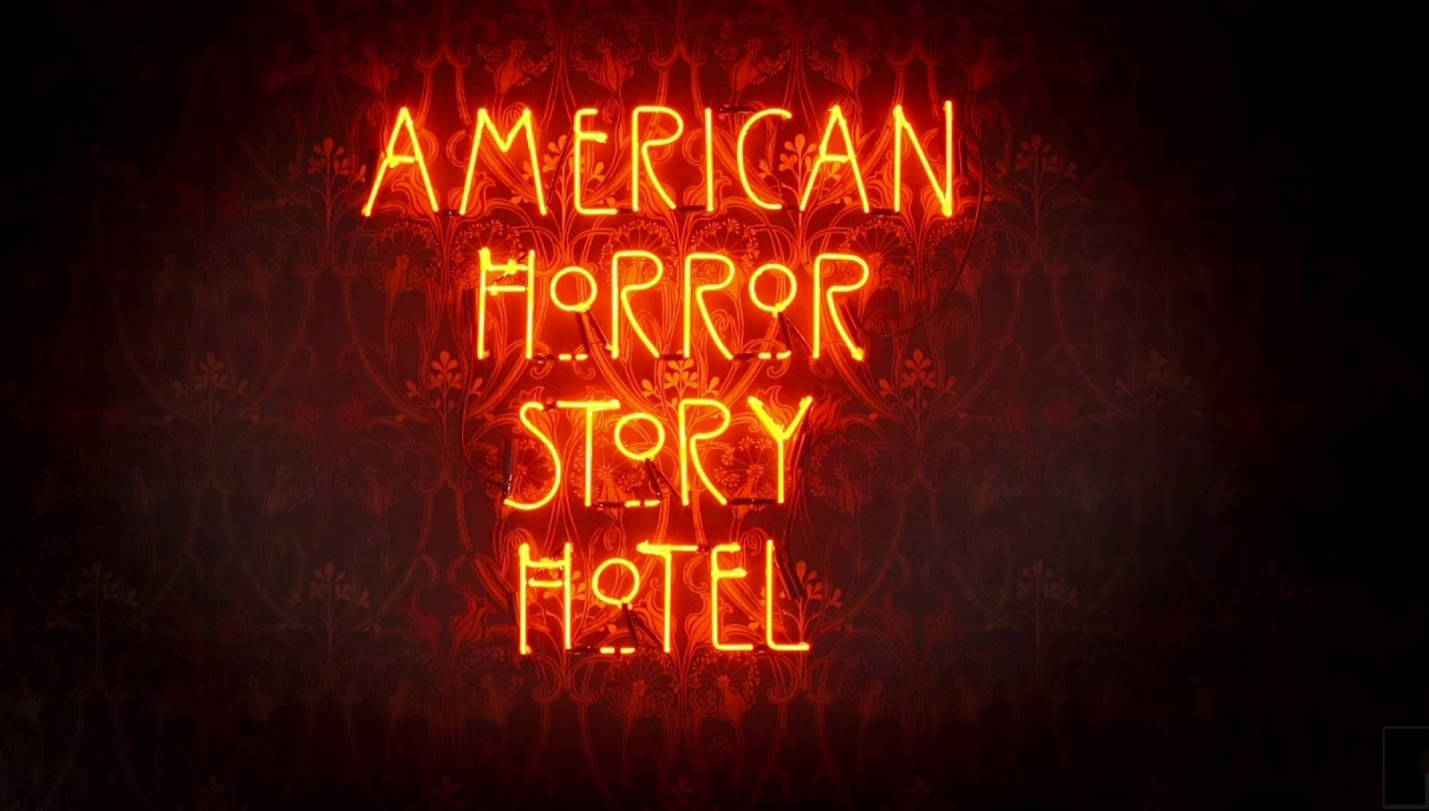 """""""American Horror Story: Hotel"""" Opening Credits Are Here And They're Super  Creepy"""