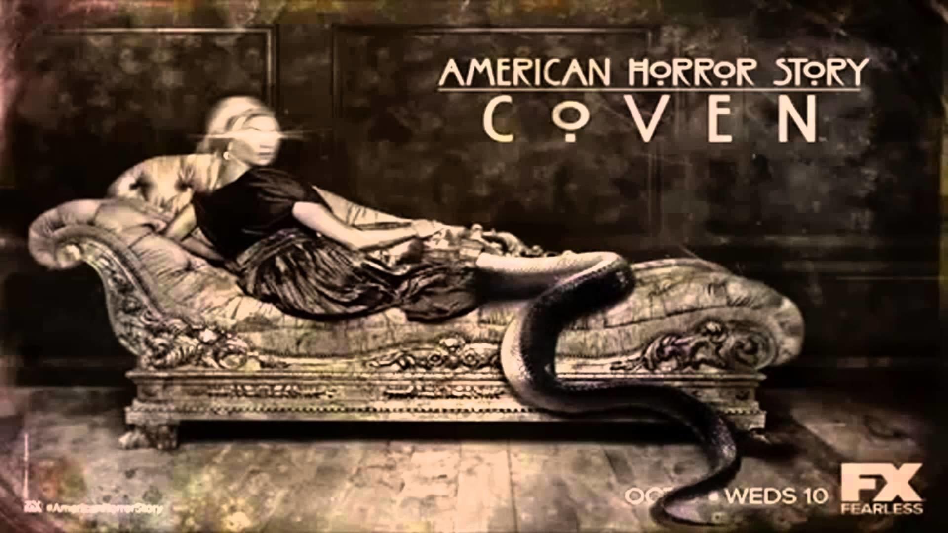 American Horror Story: Coven – Voodoo Queen Poster