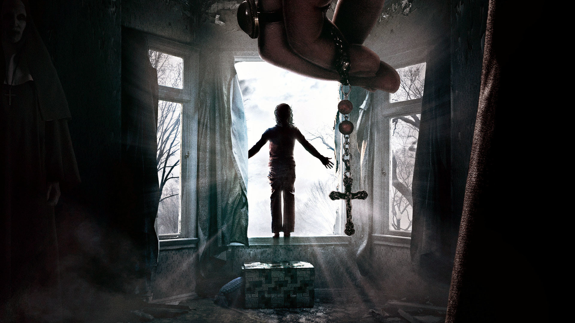 The Conjuring 2 2016 Horror Movie wallpapers (80 Wallpapers)