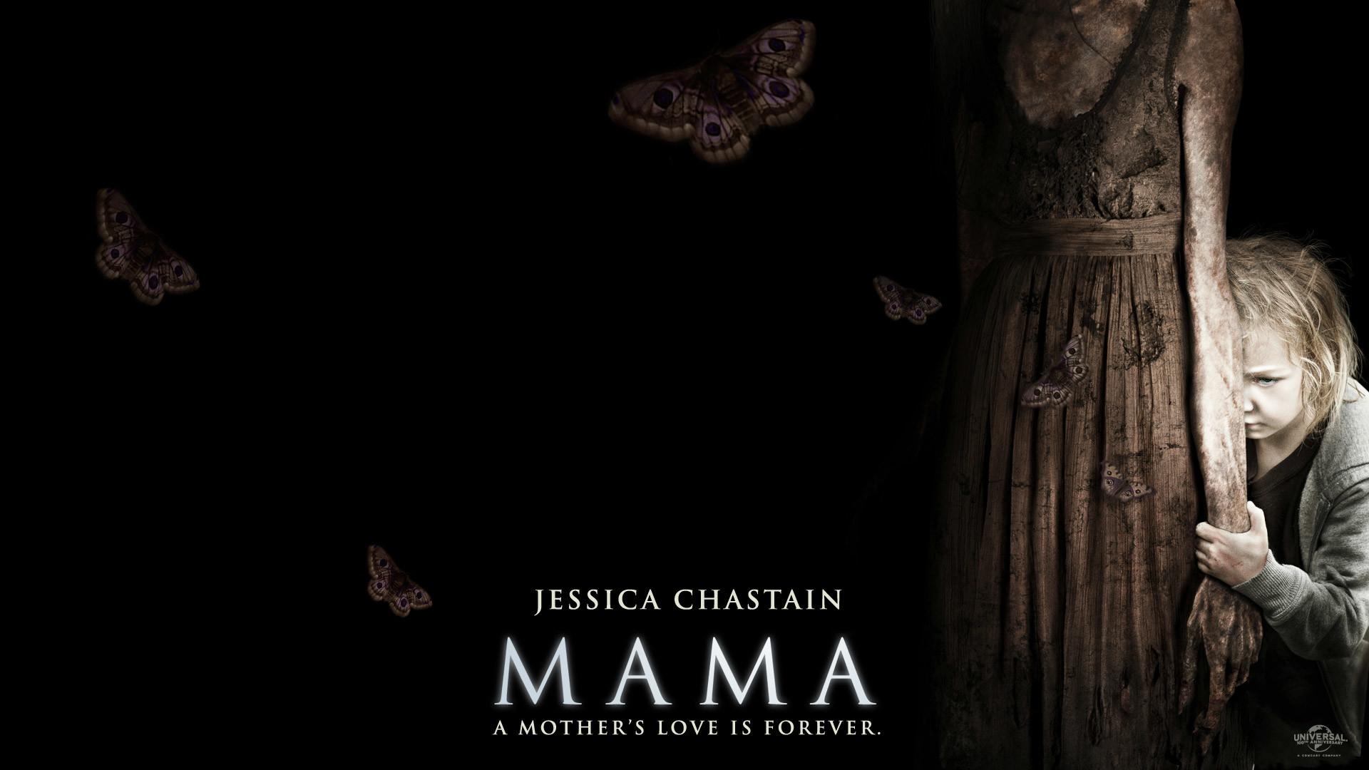 Mama hollywood horror movie