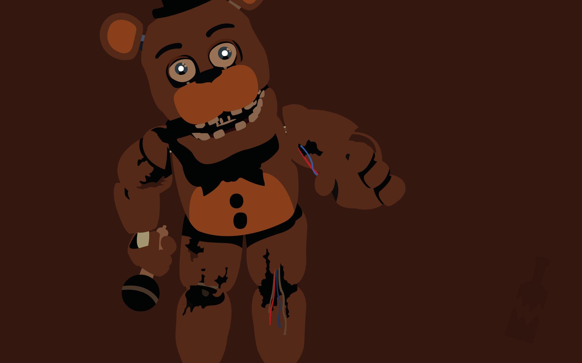 … Five Nights At Freddy's – Freddy Fazbear by TheBrokenBottle