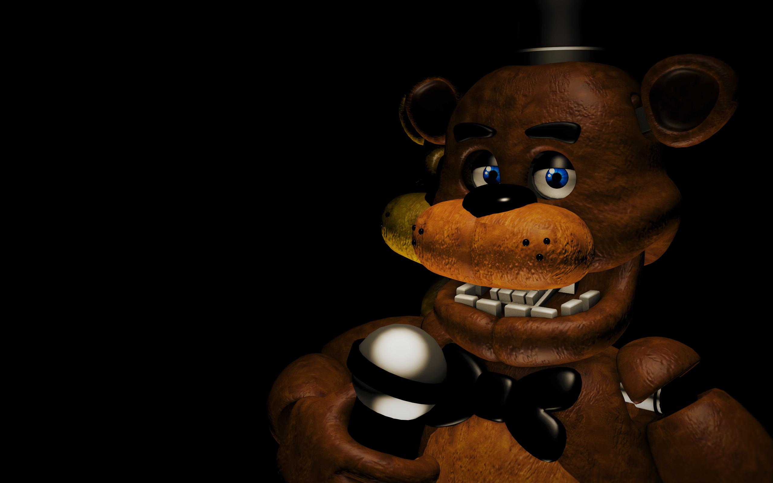 … Freddy Fazbear Wallpaper [2560 x 1600] by ToyGamer690