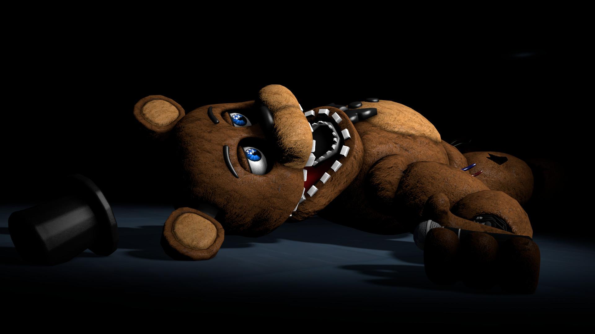 FNaF: Freddy Fazbear by RaptorLover0823 FNaF: Freddy Fazbear by  RaptorLover0823