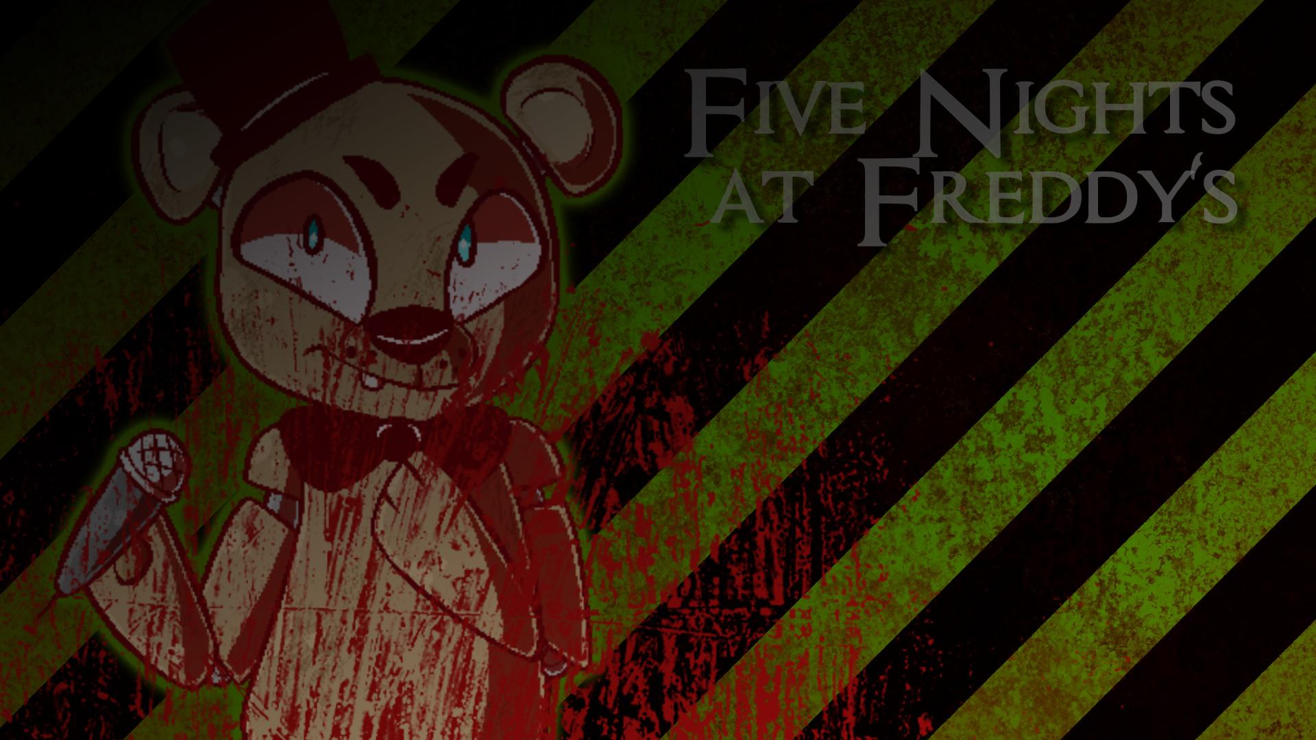 … Five Nights at Freddy's: Freddy Fazbear by AziiOne