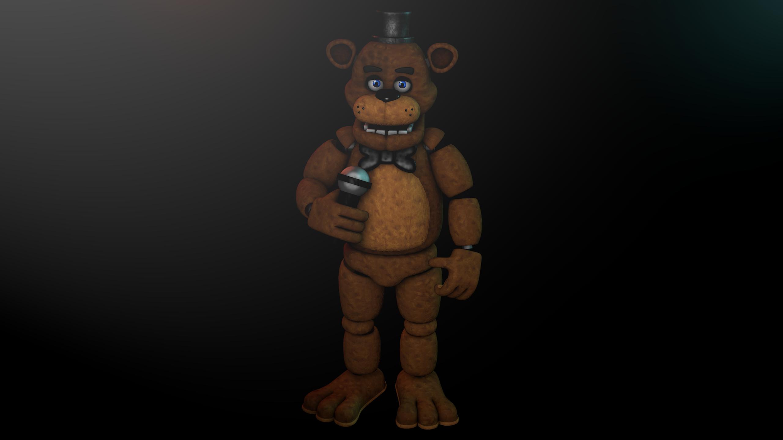 … Freddy Fazbear 2.0 (Still Image) by GaboCOart
