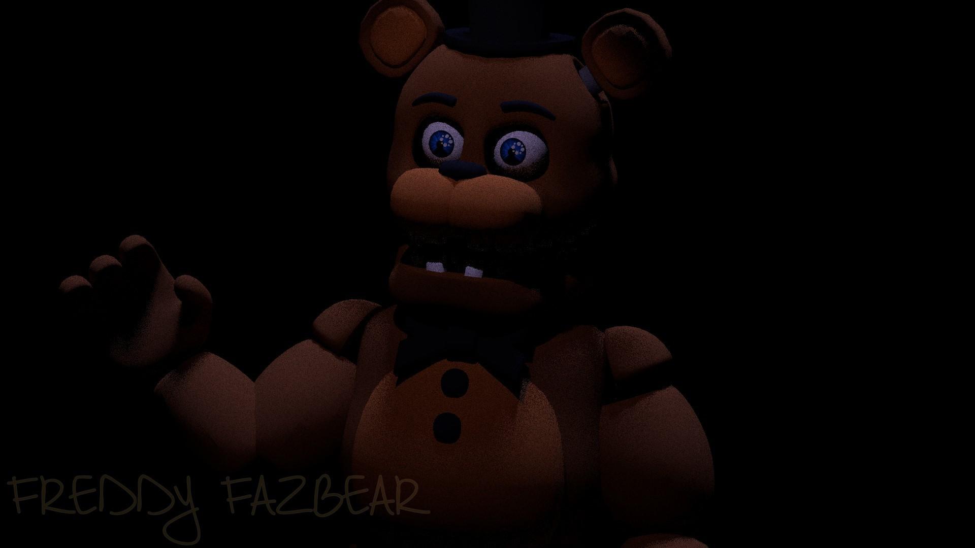 Unwithered Freddy Fazbear by GameBennie Unwithered Freddy Fazbear by  GameBennie