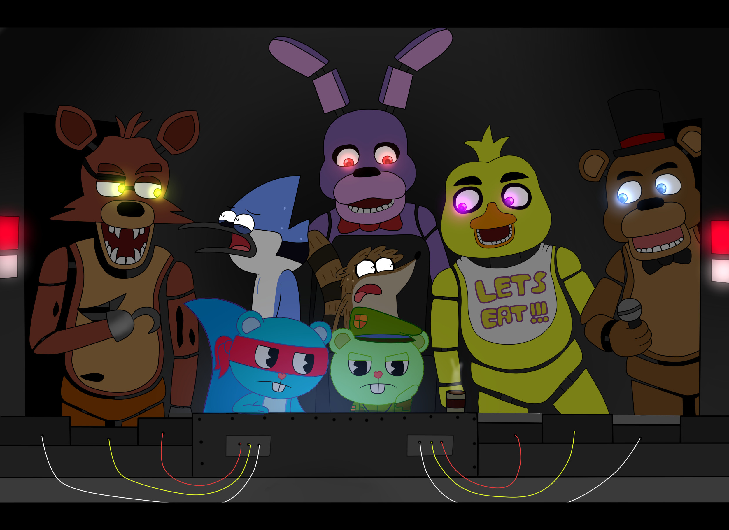 29 best Five nights at Freddy's images on Pinterest | Freddy s, Sisters and  Videogames