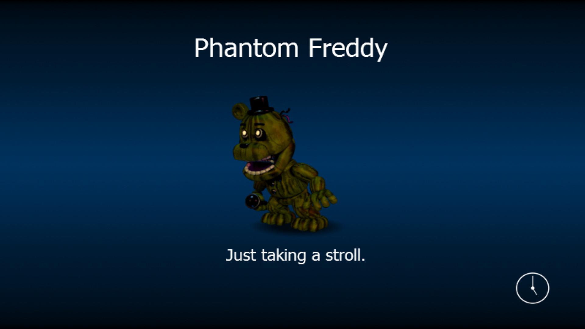 Image – Phantom freddy load.png | FNaF World Wikia .