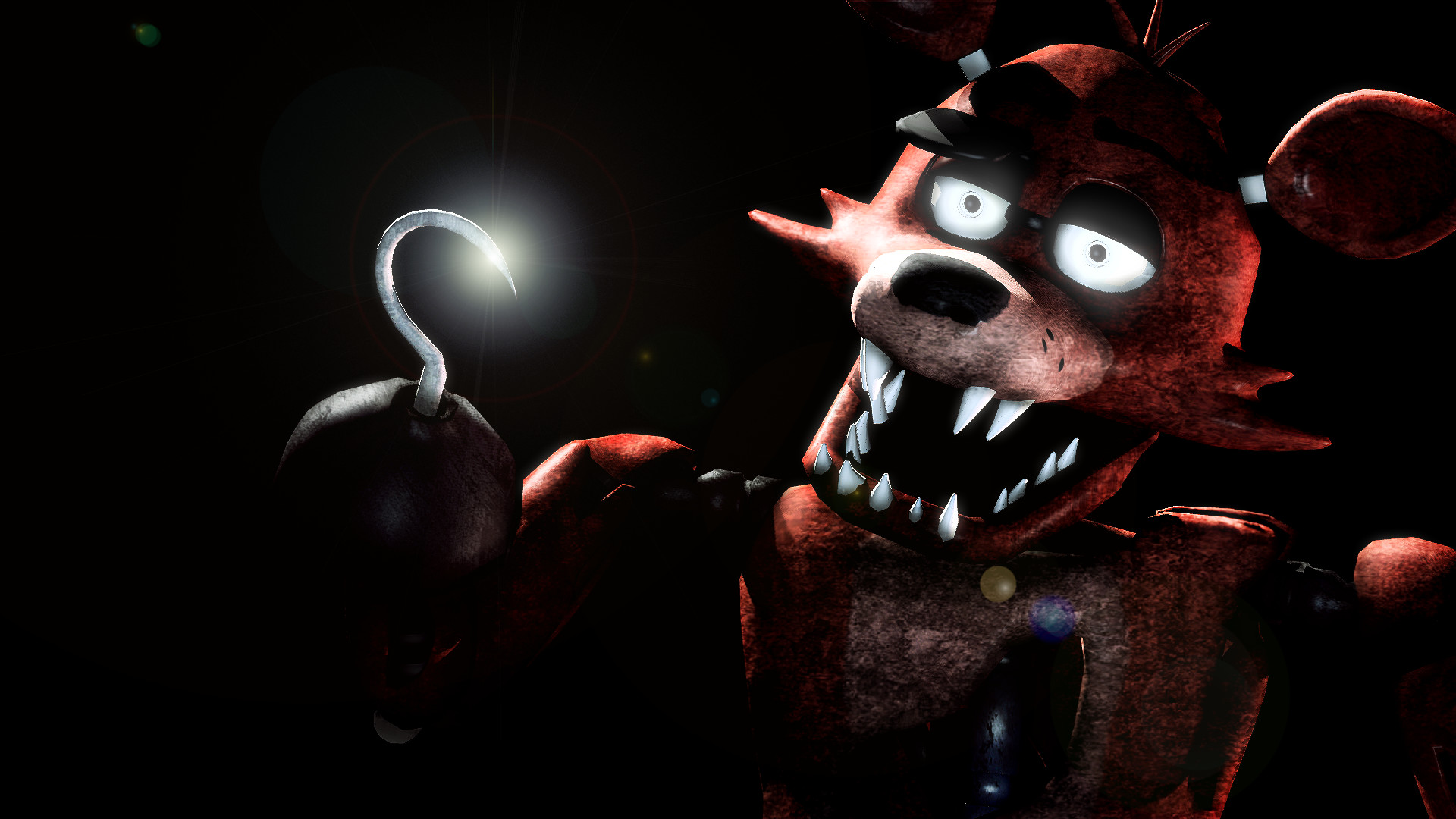 Full HD Wallpapers Foxy The Pirate Fox 1.64 Mb
