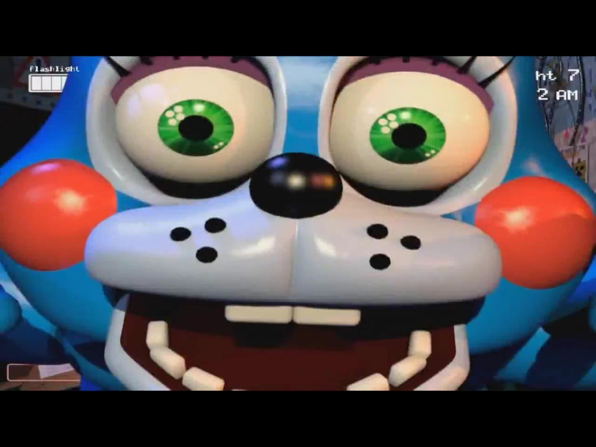Toy Bonnie Jumpscare