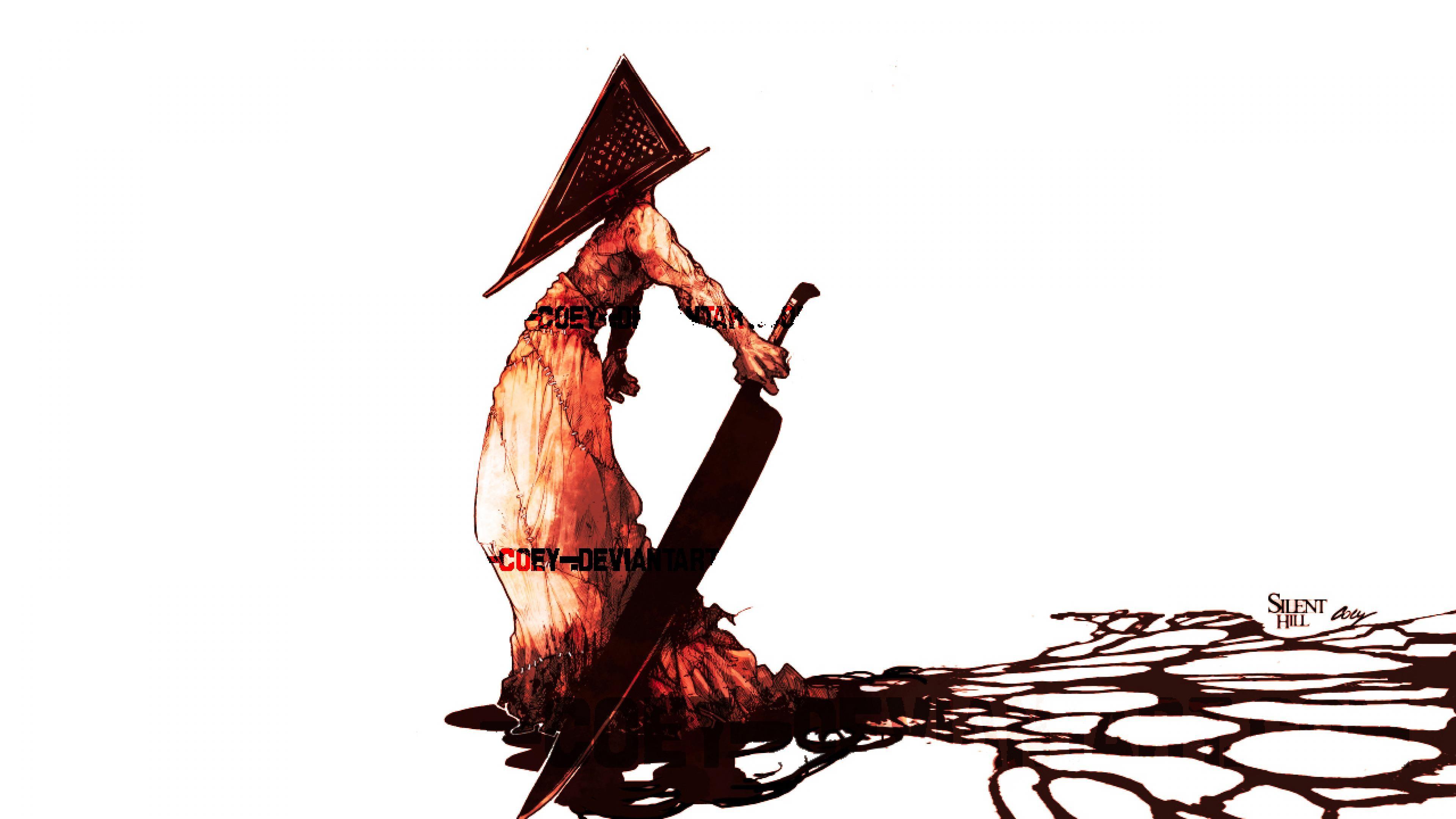 Silent Hill Pyramid Head Wallpaper – WallpaperSafari