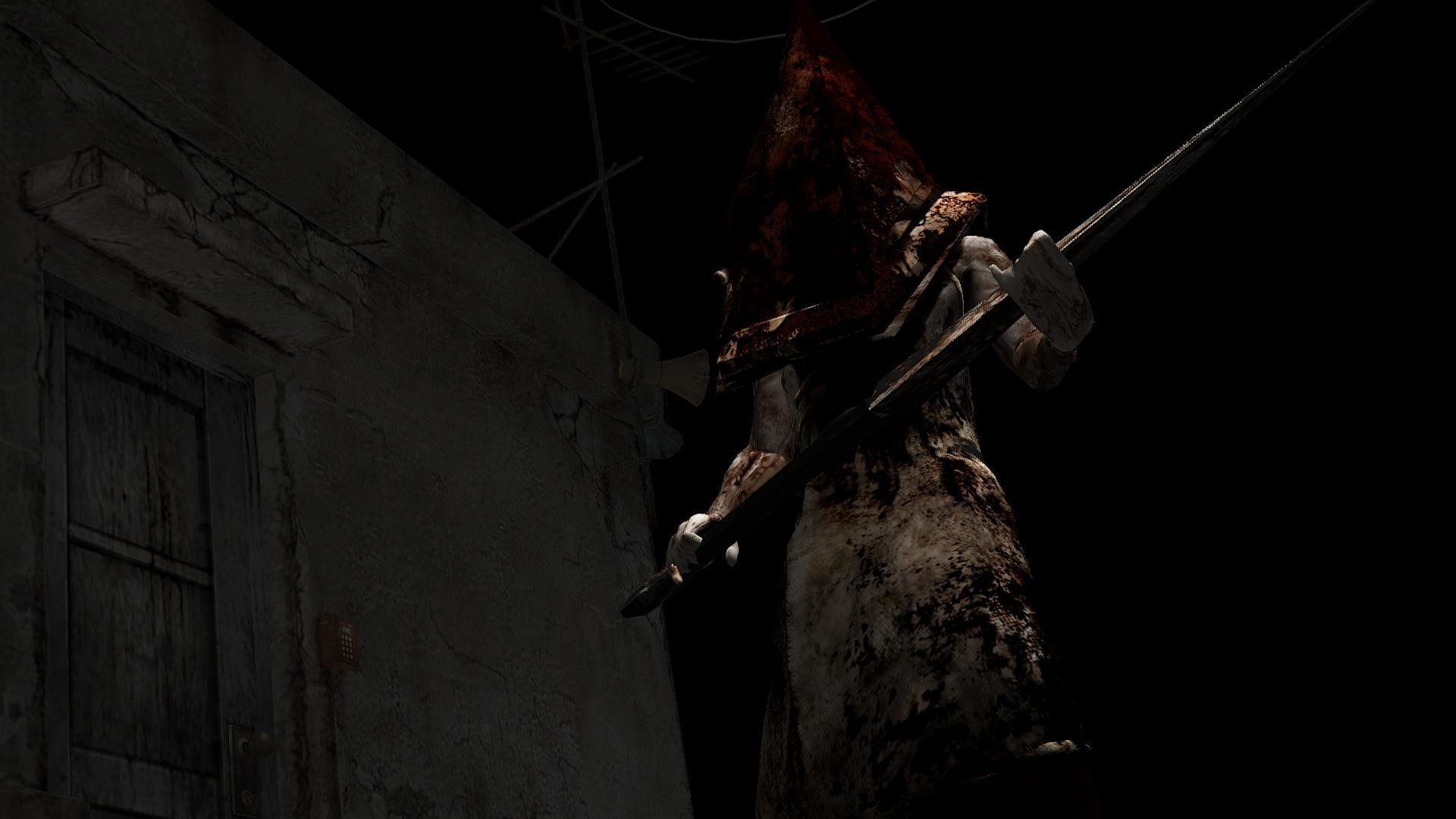 Images For > Pyramid Head Wallpaper 1920×1080