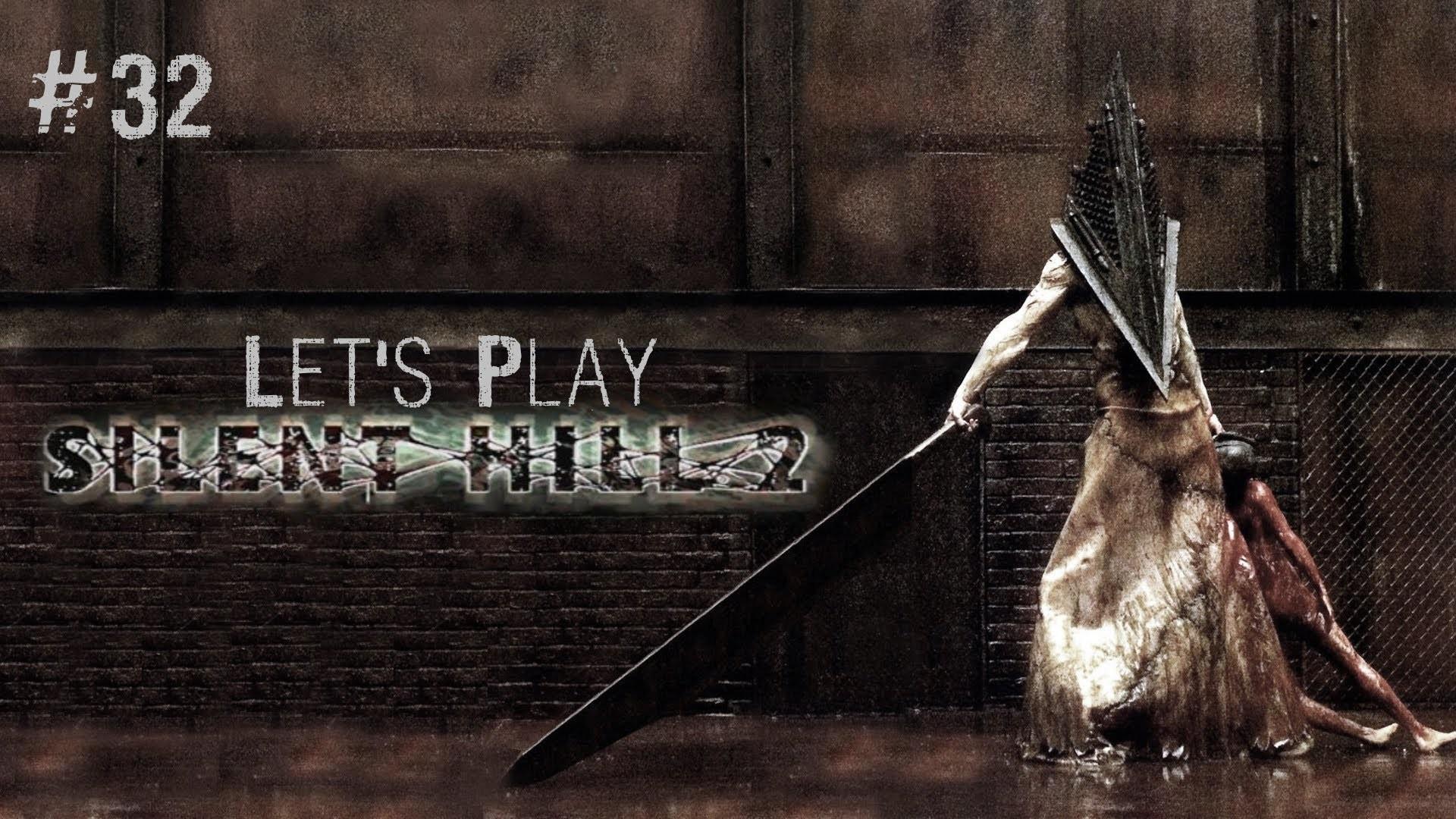 Let´s Play Silent Hill 2 #32 – Drahtschere, Großes Messer, Pyramid Head ![LP/DE]