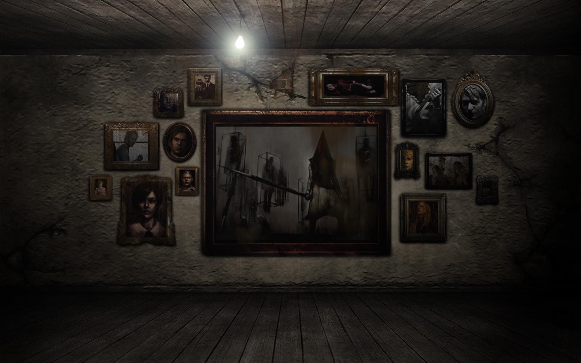 Silent Hill Wallpapers | WallpapersIn4k.net