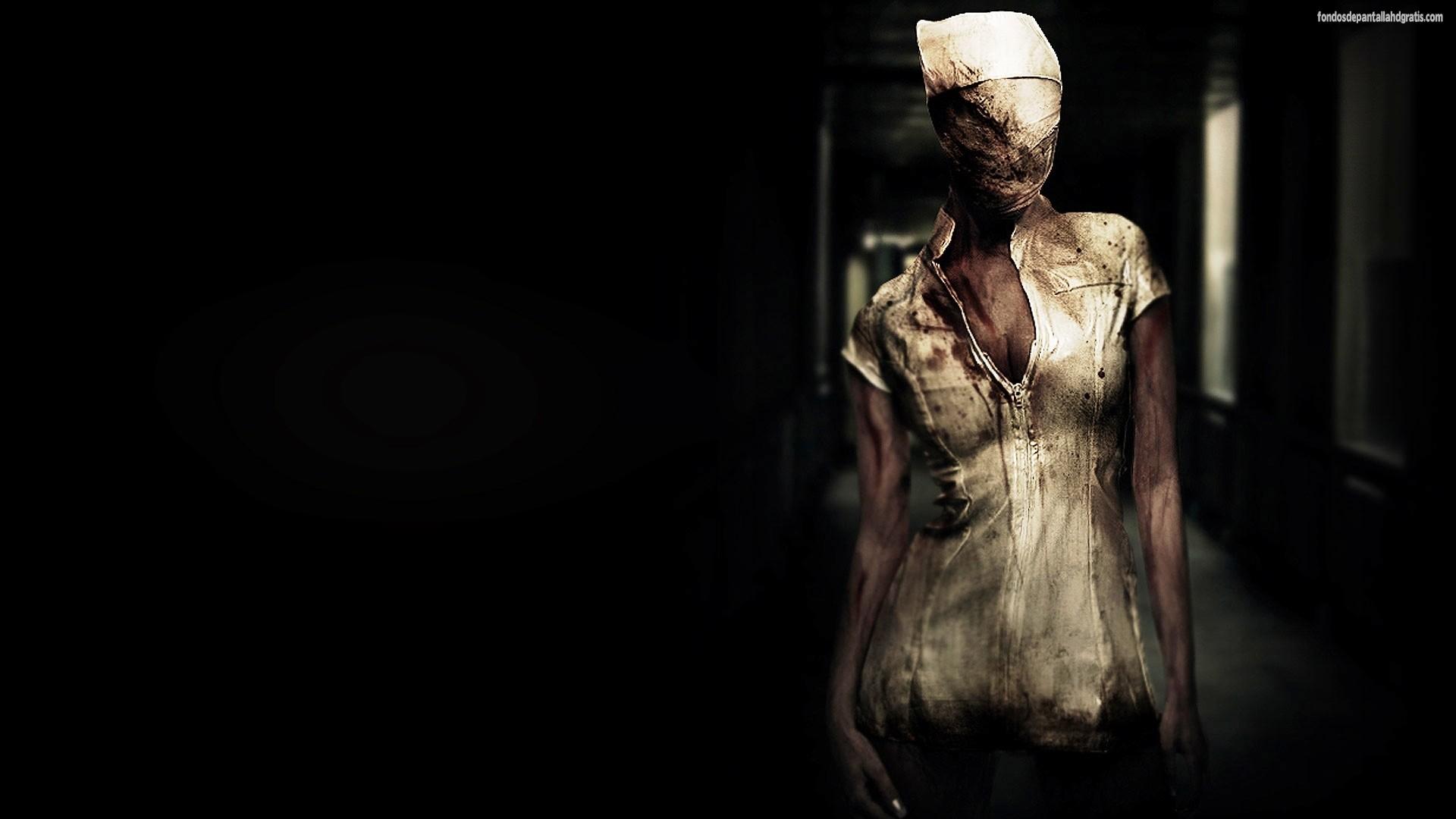 Silent Hill, hola enfermera.