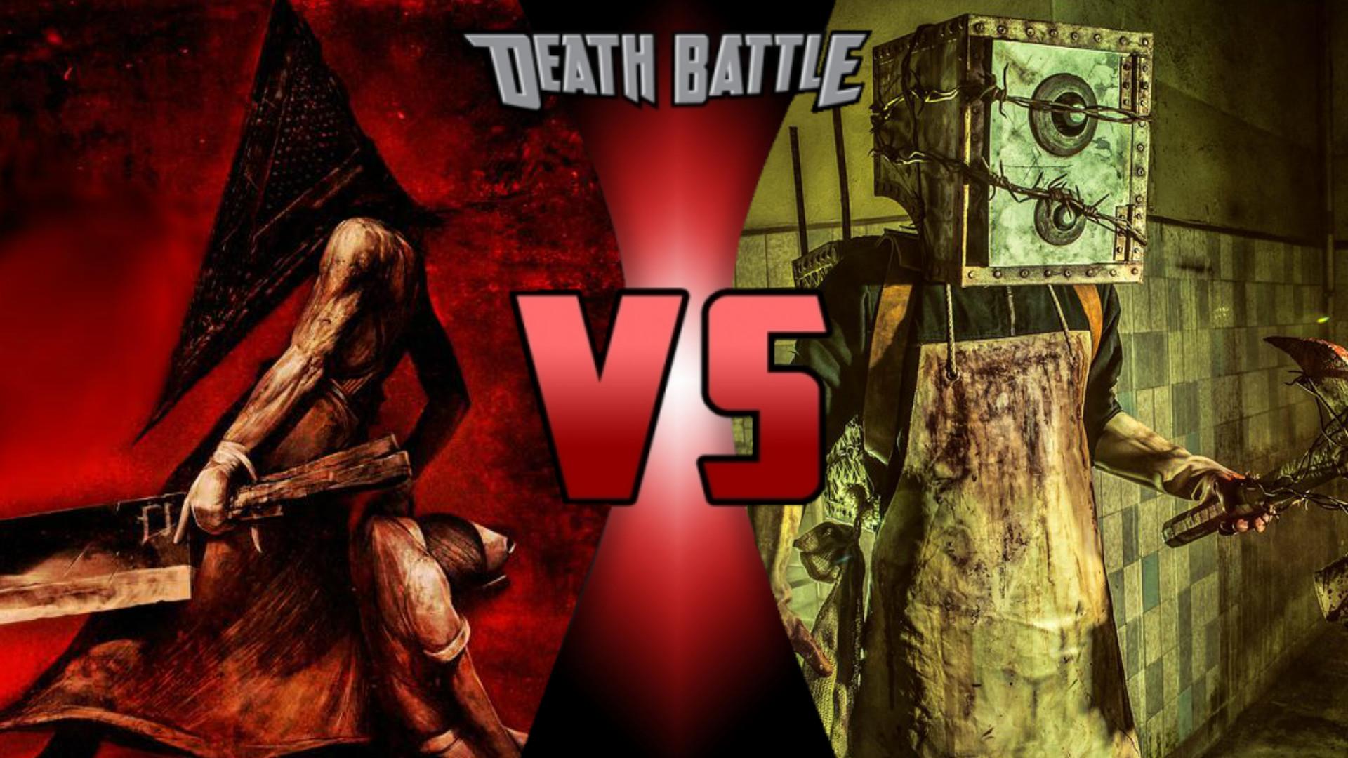 Pyramid Head vs. The Keeper | Death Battle Fanon Wiki | FANDOM powered by  Wikia