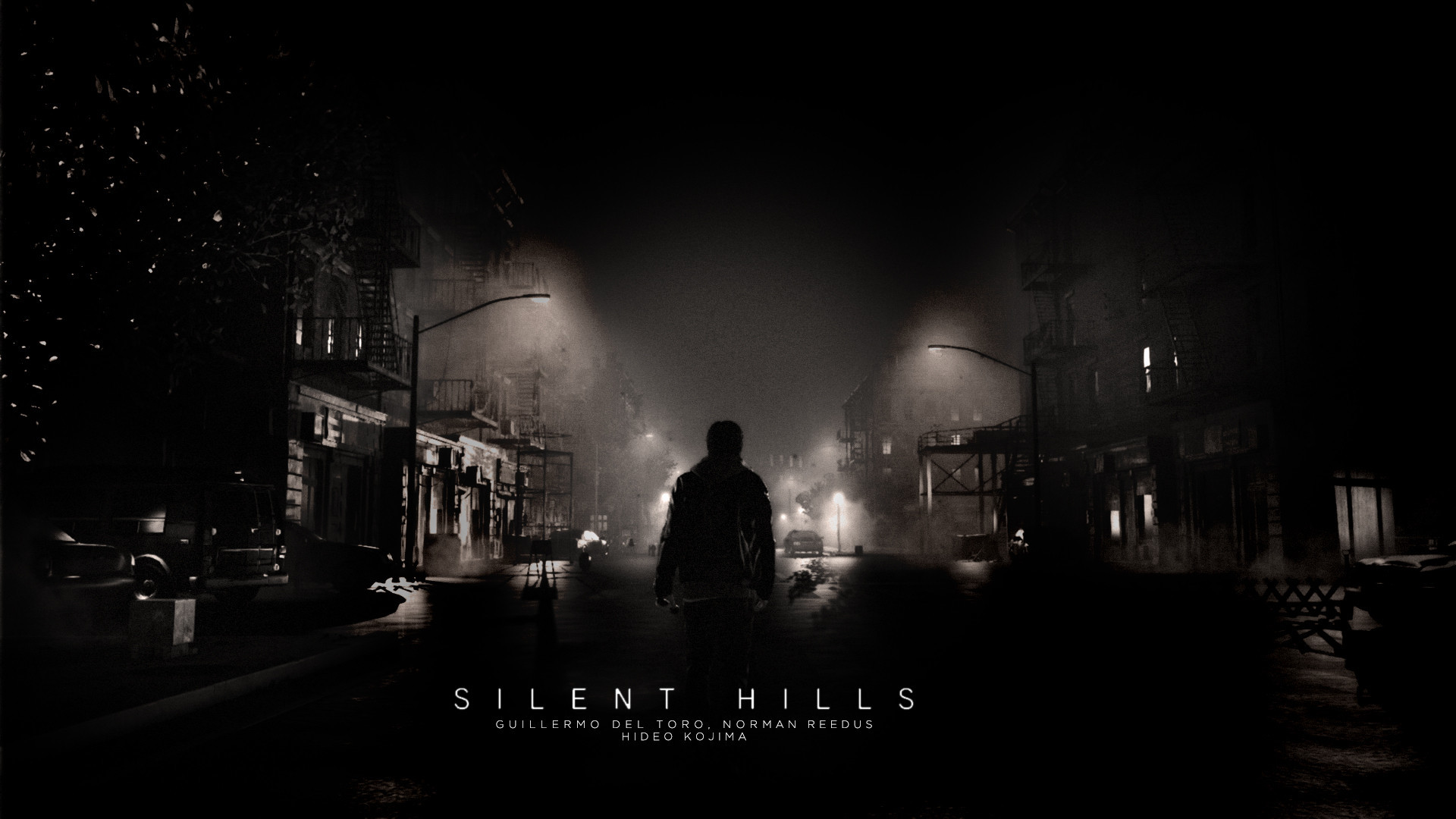 Silent Hills 1080p Wallpaper (Custom by myself)
