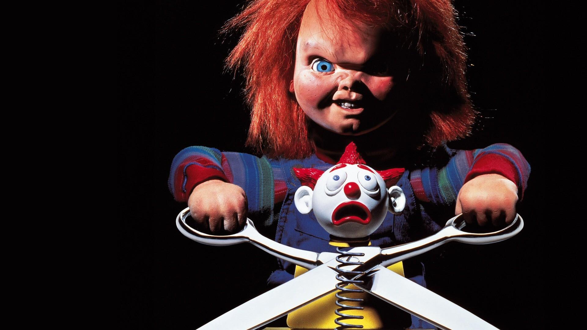 Chucky Doll Black Scissors Child's Play Horror dark wallpaper |  | 218906 | WallpaperUP