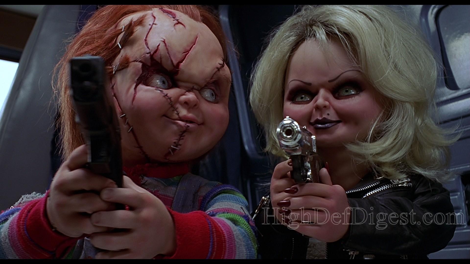 Chucky Doll Live Wallpaper
