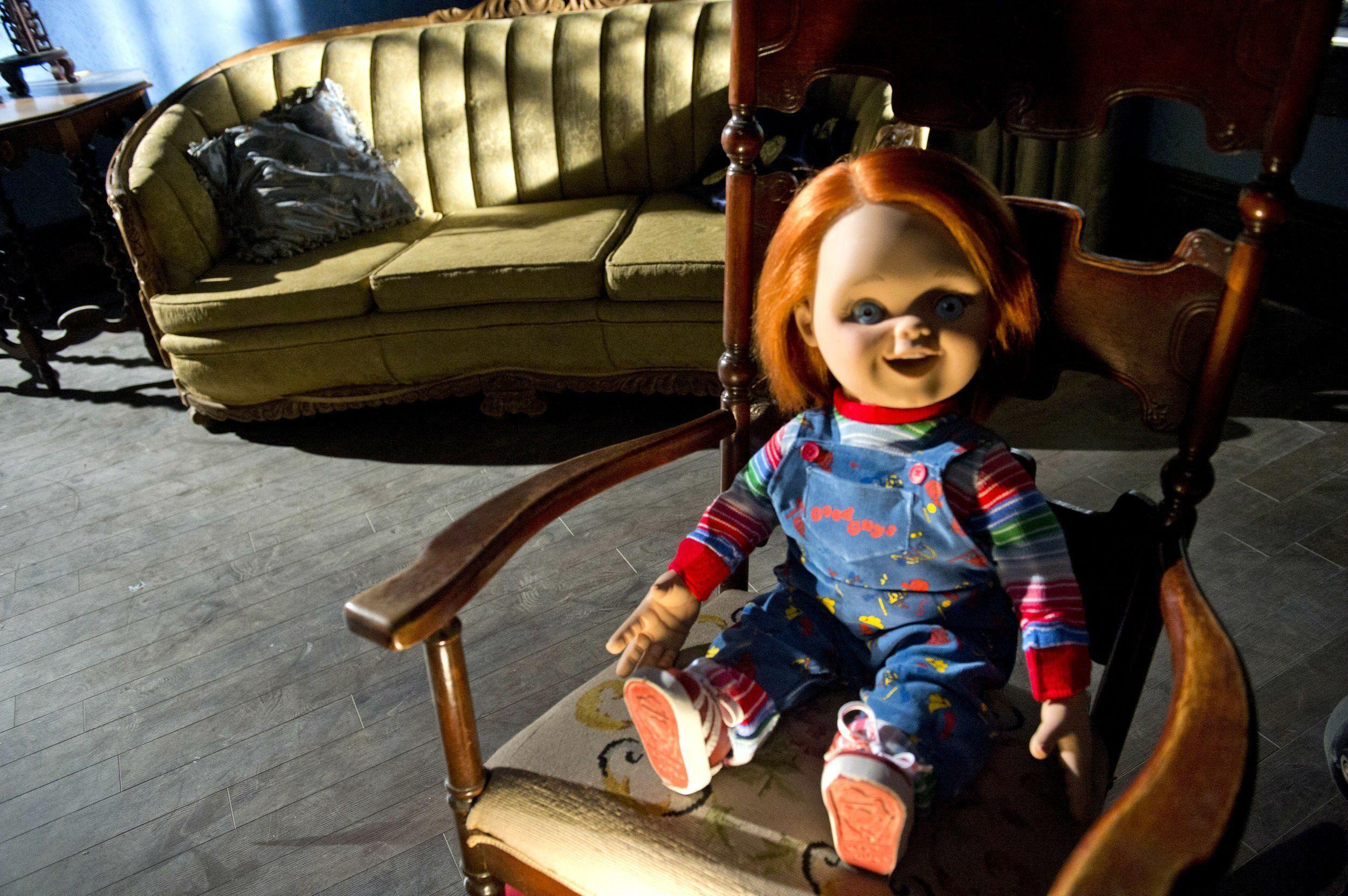 Chucky and Tiffany Wallpaper – WallpaperSafari