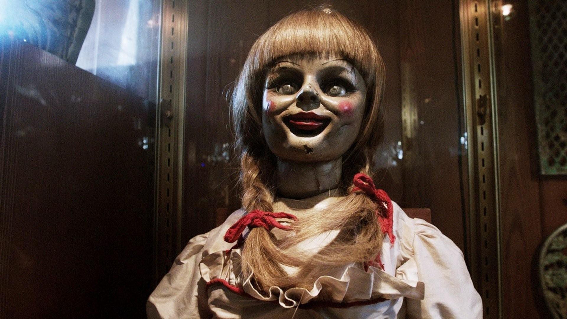Chucky Creator Wants To Team With 'Annabelle' Doll .