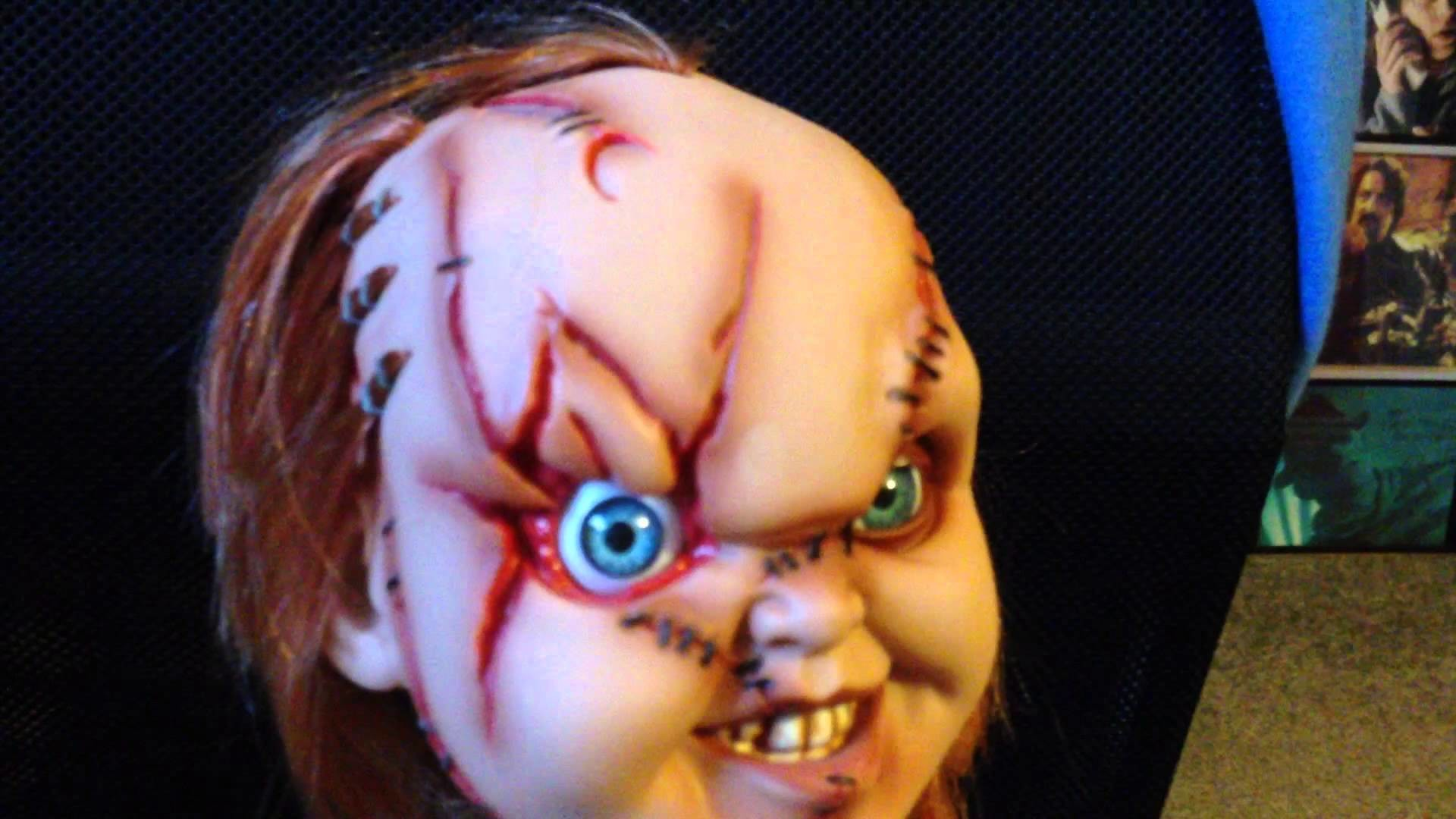 My Childs Play Chucky Doll Review