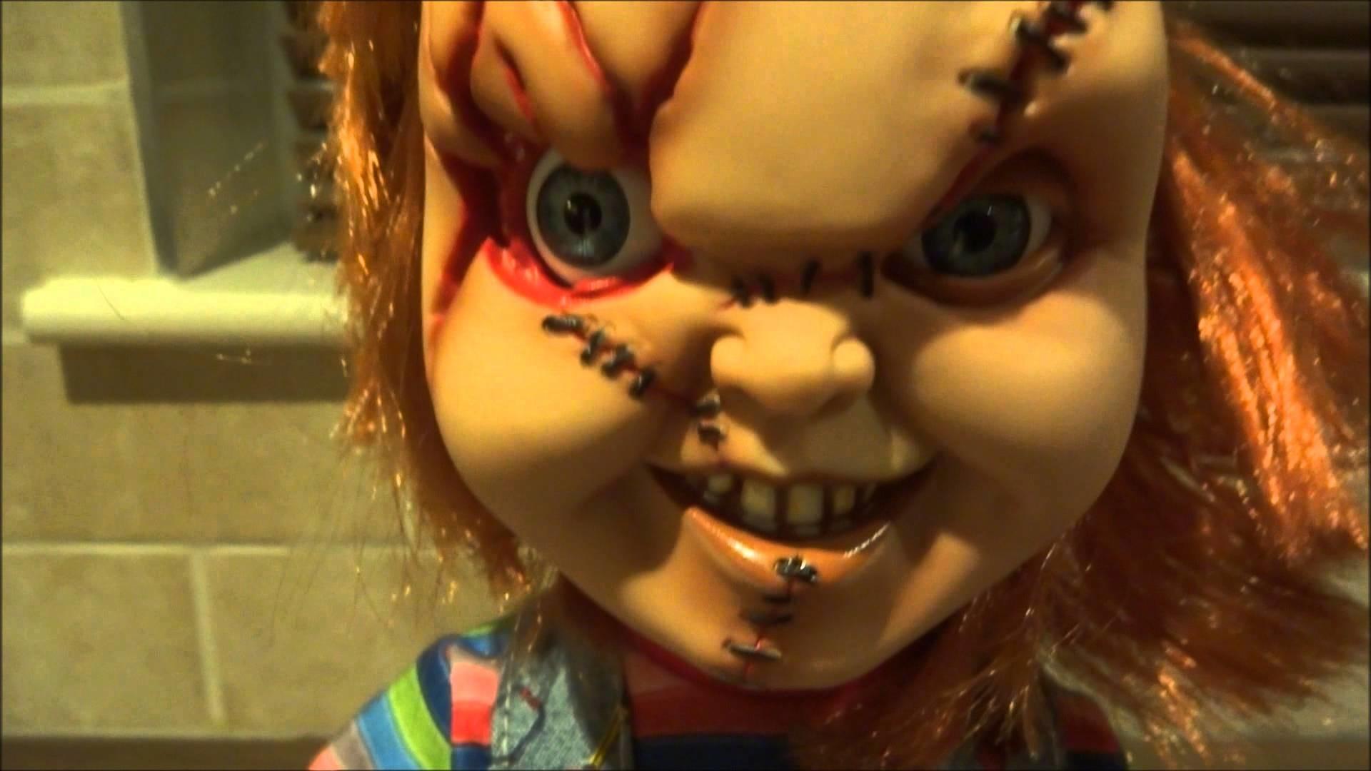 Chucky Doll 15 inch by Mezco