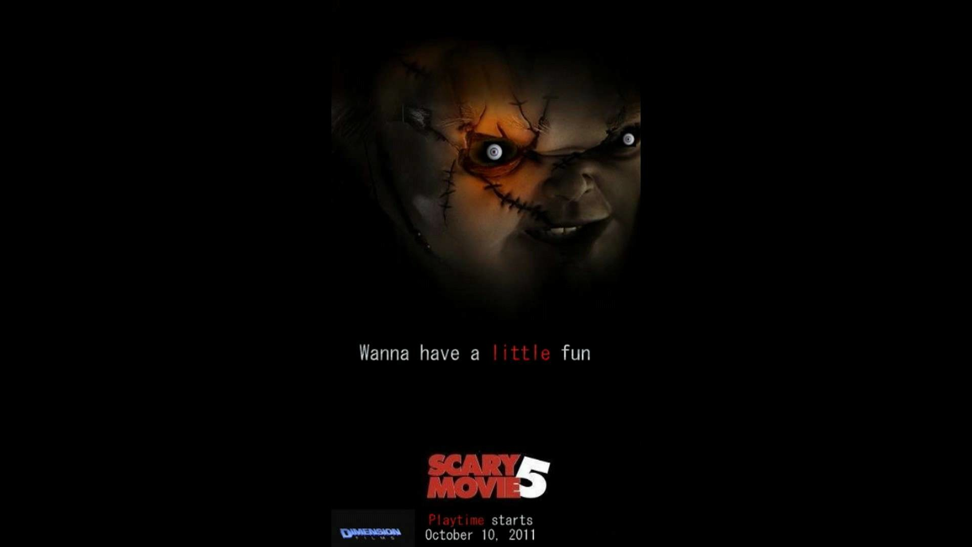 Scary Movie 5 – Seed Of Chucky FAKE spoof poster [05/15/09]