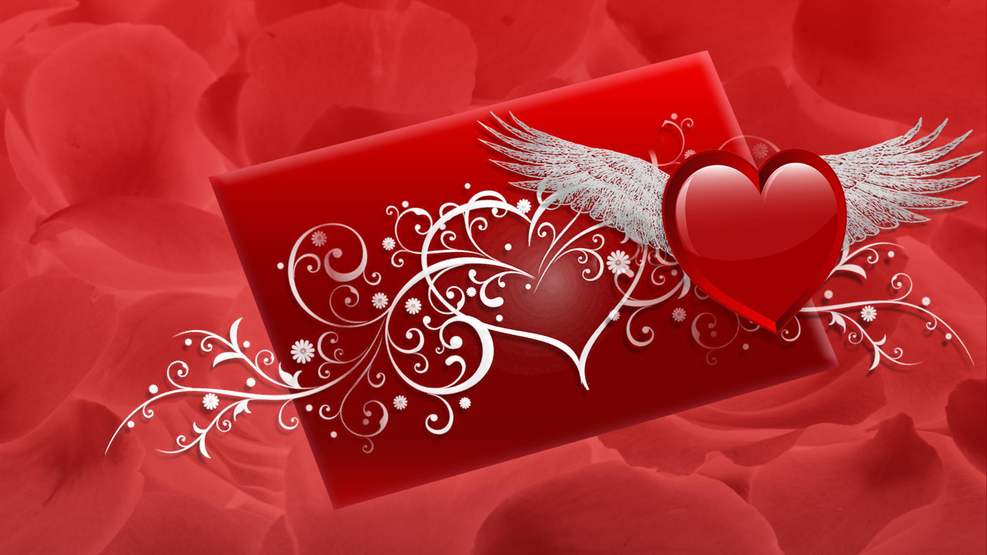Valentine Screensaver wallpaper – 342896