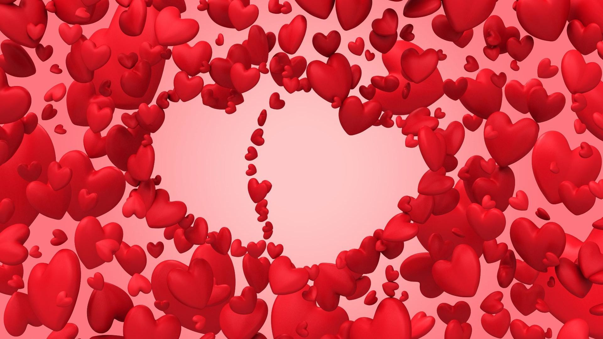 Valentine Day Heart Wallpapers HD Wallpaper of Love – hdwallpaper2013 .