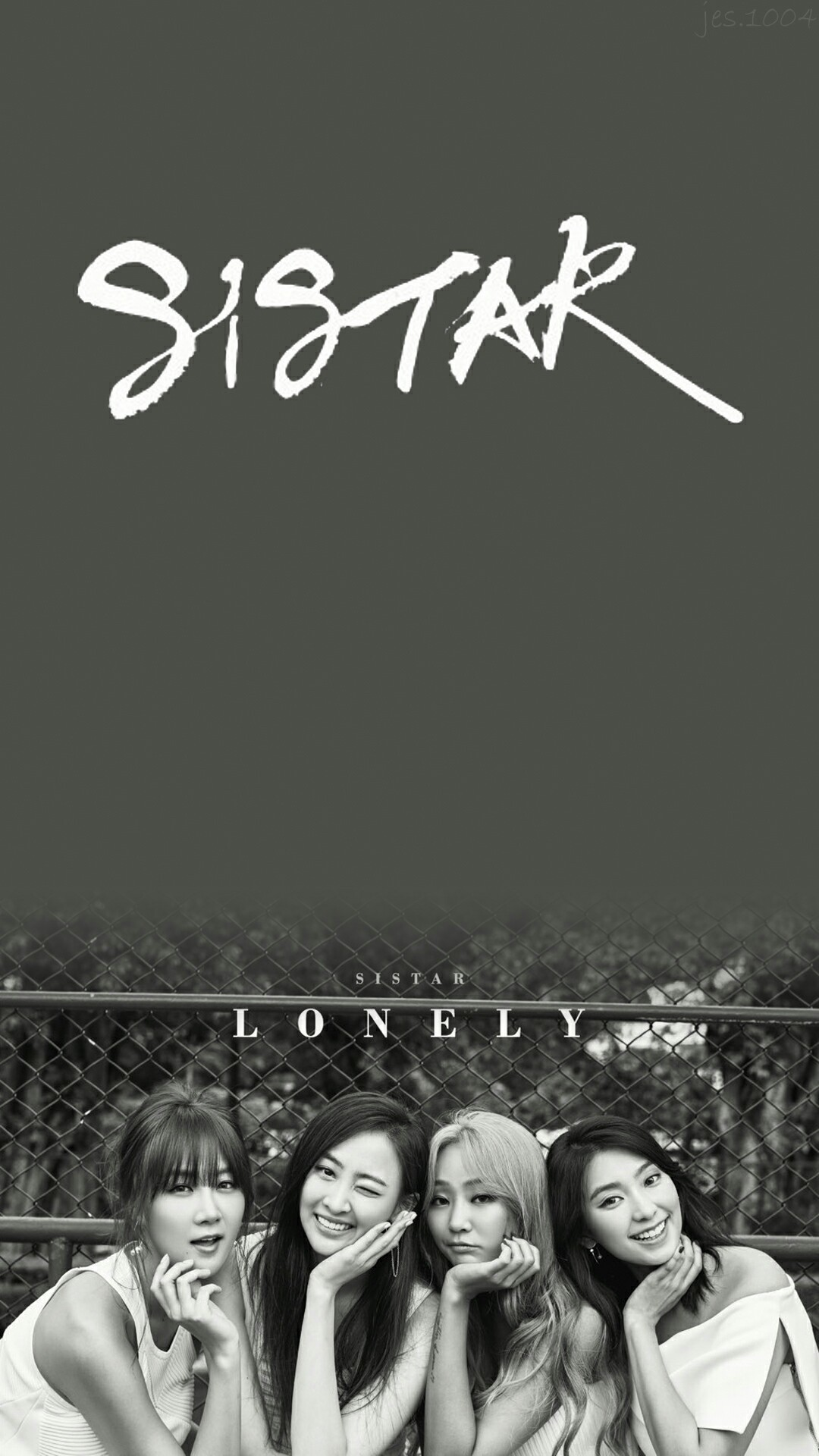 SISTAR wallpaper // Do take out with full credits^^