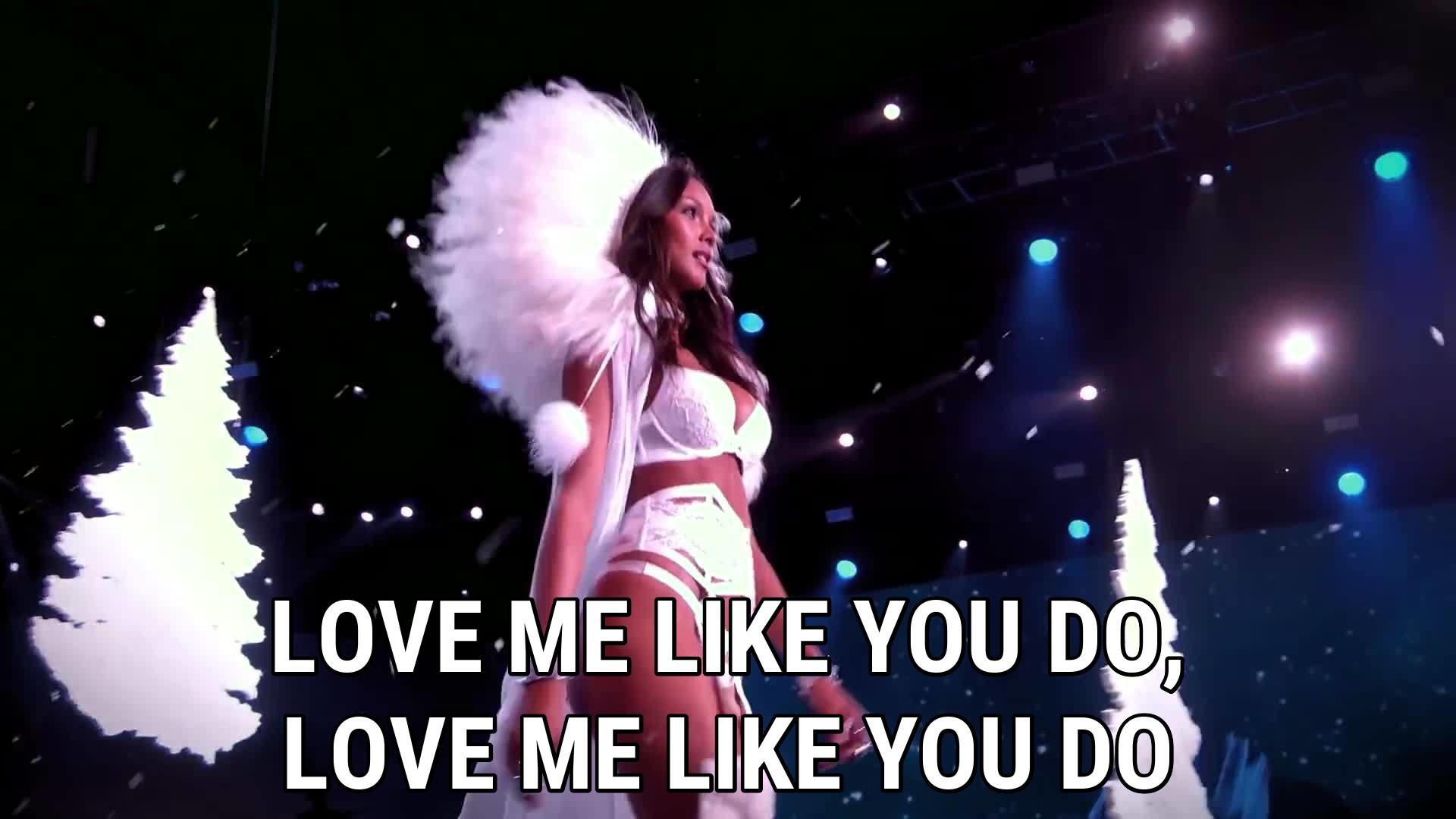 Love me like you do, love me like you do