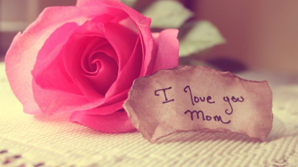 I Love You Mom Wallpapers HD Wallpaper