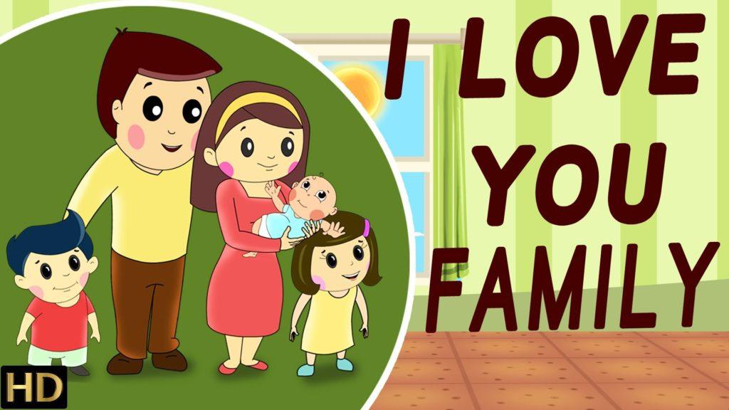 I Love You – Family (HD) – Nursery Rhymes   Popular Kids Songs   Shemaroo  Kids – YouTube